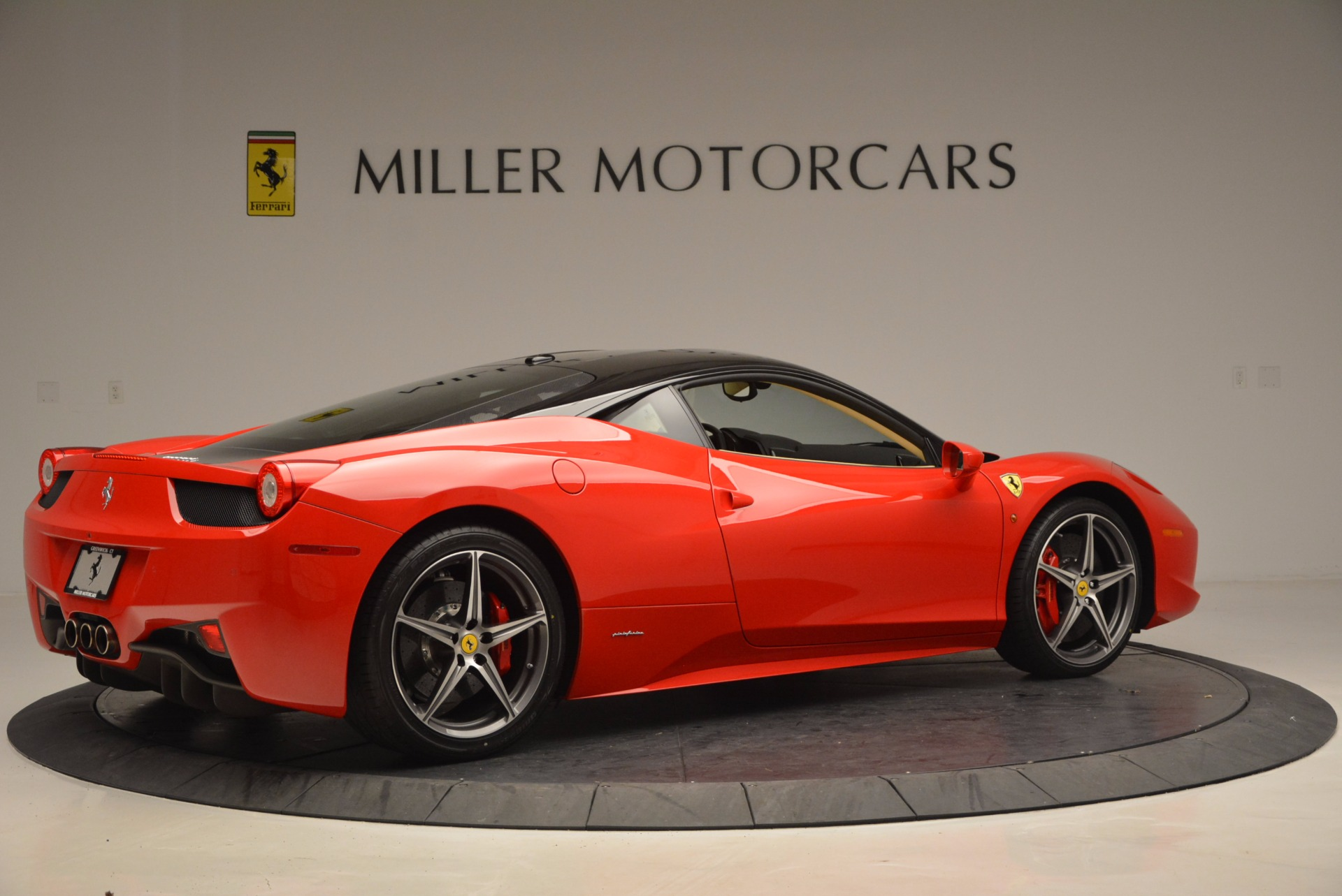 Used 2011 Ferrari 458 Italia  For Sale In Greenwich, CT. Alfa Romeo of Greenwich, 4379 953_p8