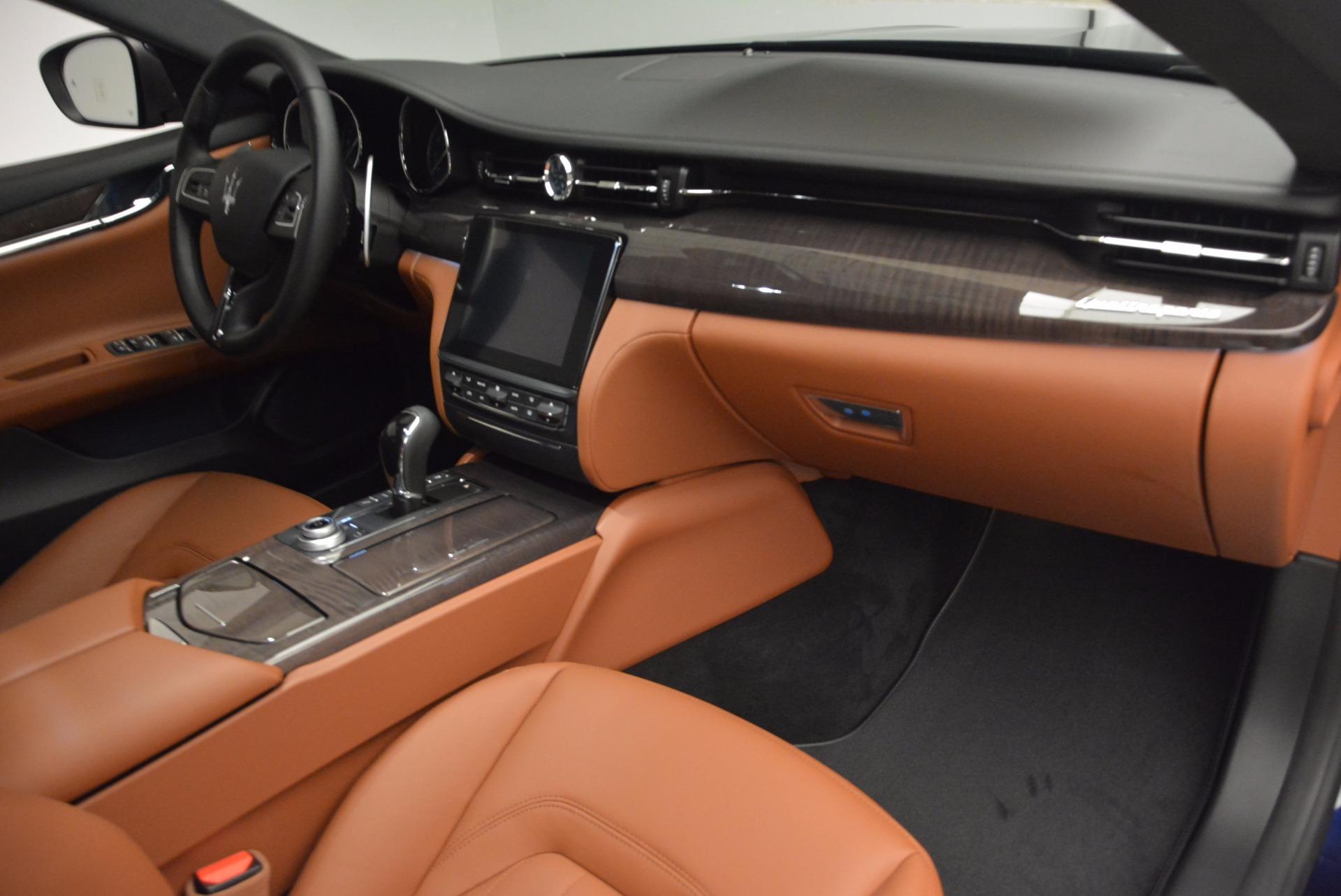 New 2017 Maserati Quattroporte S Q4 For Sale In Greenwich, CT. Alfa Romeo of Greenwich, M1801 957_p21