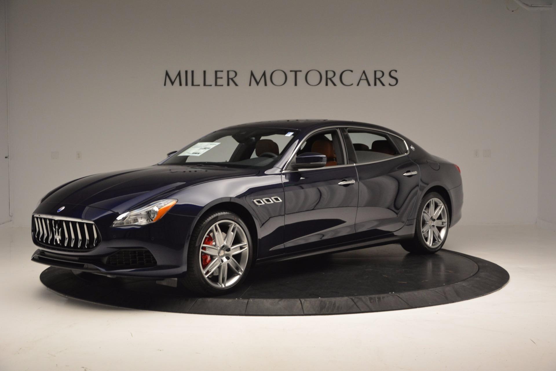 New 2017 Maserati Quattroporte S Q4 For Sale In Greenwich, CT. Alfa Romeo of Greenwich, M1801 957_p2