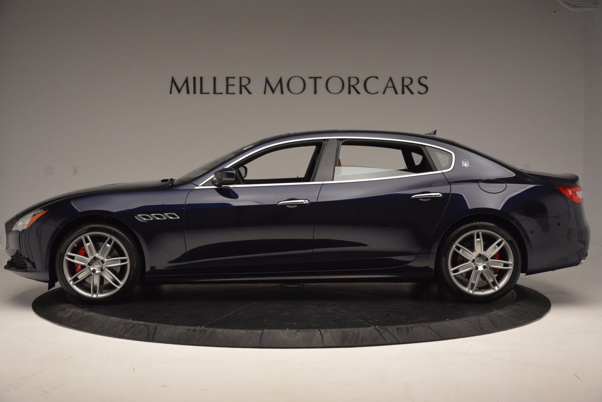 New 2017 Maserati Quattroporte S Q4 For Sale In Greenwich, CT. Alfa Romeo of Greenwich, M1801 957_p3