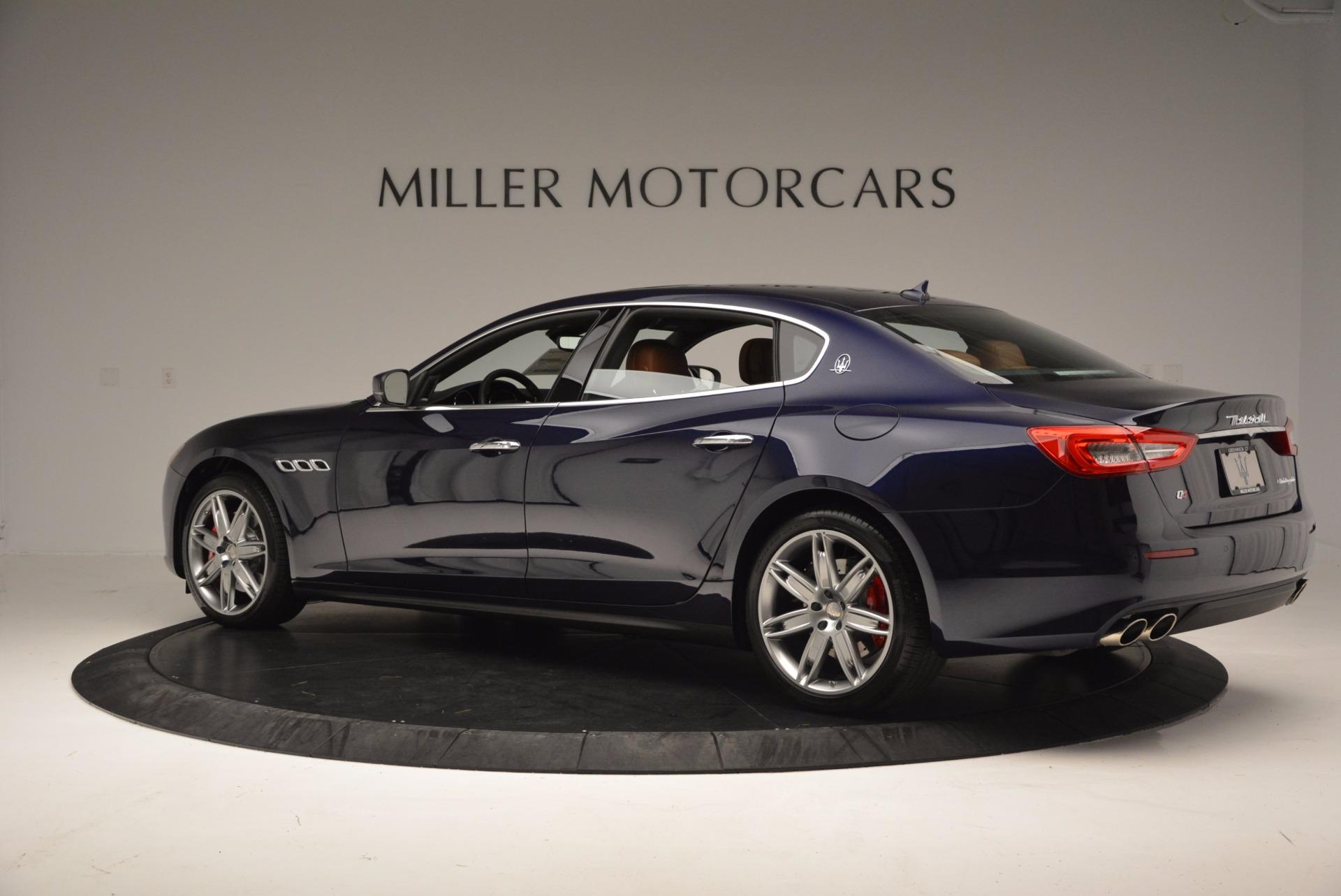 New 2017 Maserati Quattroporte S Q4 For Sale In Greenwich, CT. Alfa Romeo of Greenwich, M1801 957_p4