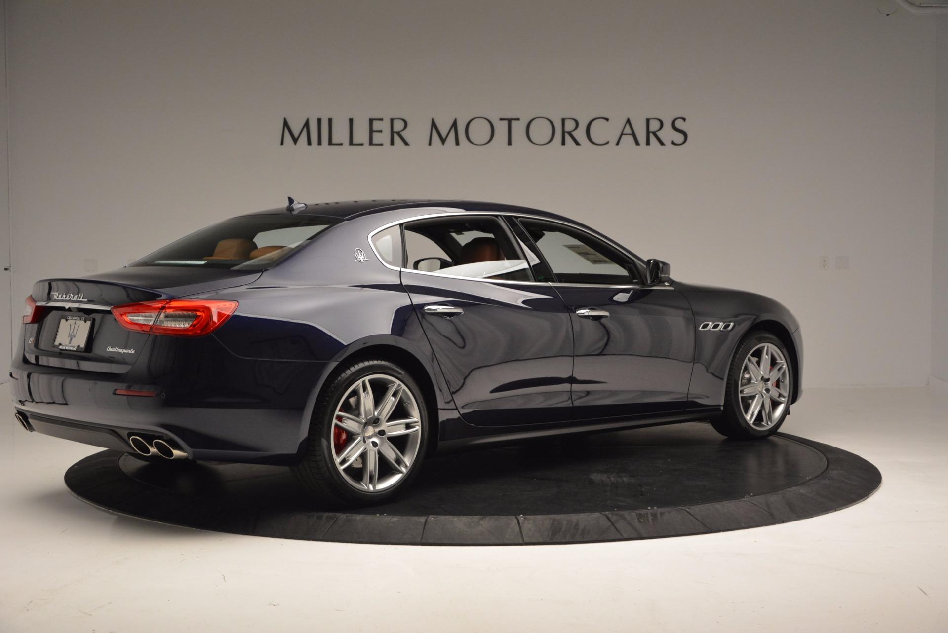 New 2017 Maserati Quattroporte S Q4 For Sale In Greenwich, CT. Alfa Romeo of Greenwich, M1801 957_p8