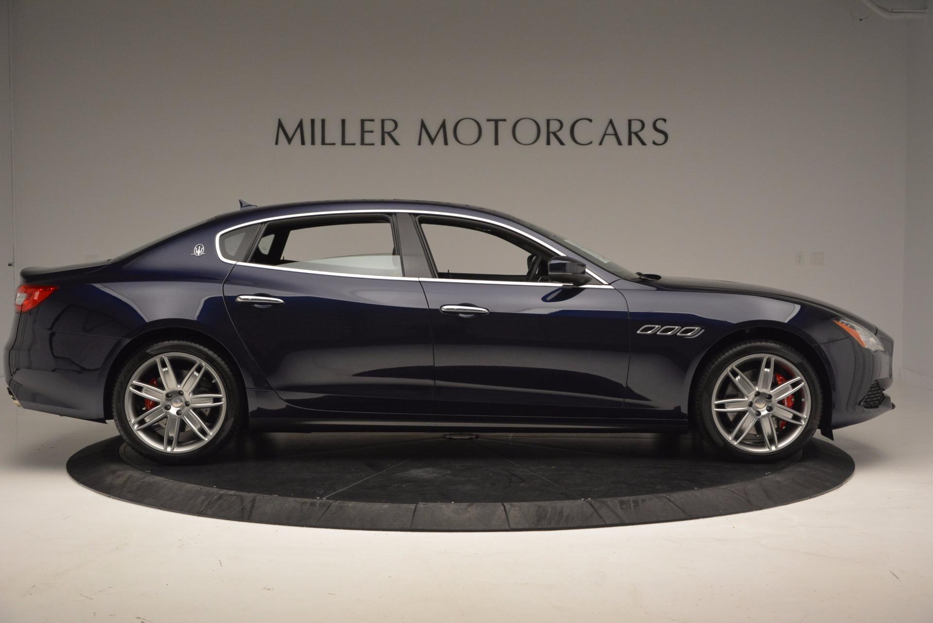 New 2017 Maserati Quattroporte S Q4 For Sale In Greenwich, CT. Alfa Romeo of Greenwich, M1801 957_p9