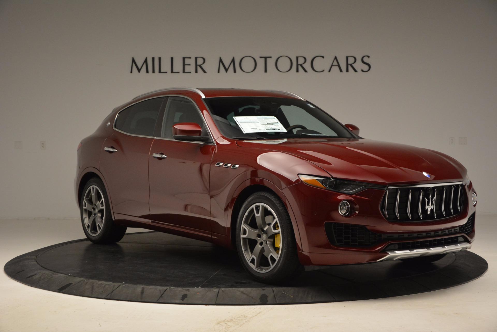 New 2017 Maserati Levante  For Sale In Greenwich, CT. Alfa Romeo of Greenwich, W416 959_p11