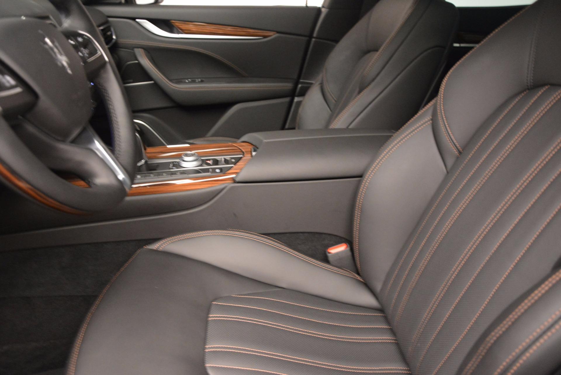 New 2017 Maserati Levante  For Sale In Greenwich, CT. Alfa Romeo of Greenwich, W416 959_p14
