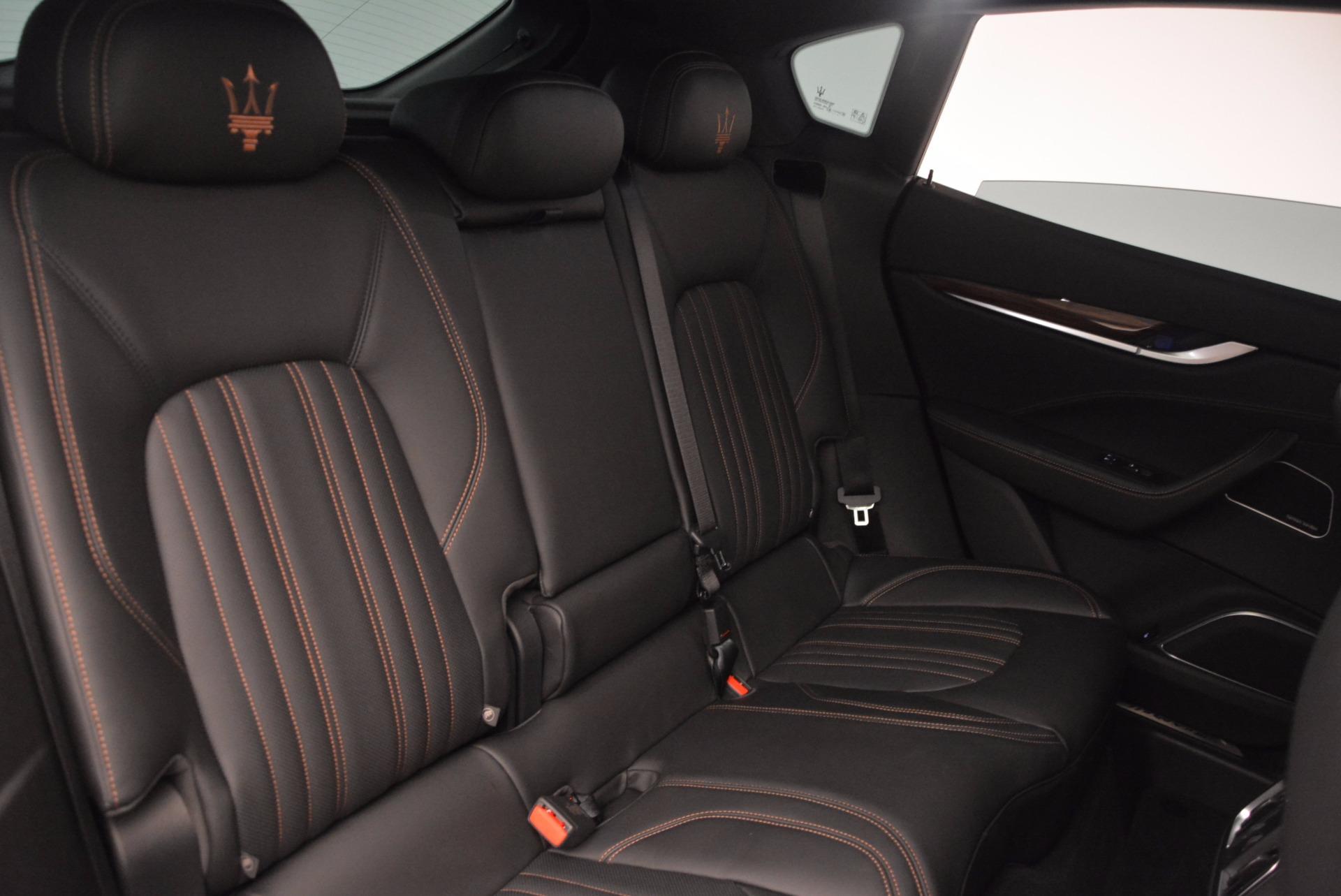New 2017 Maserati Levante  For Sale In Greenwich, CT. Alfa Romeo of Greenwich, W416 959_p22