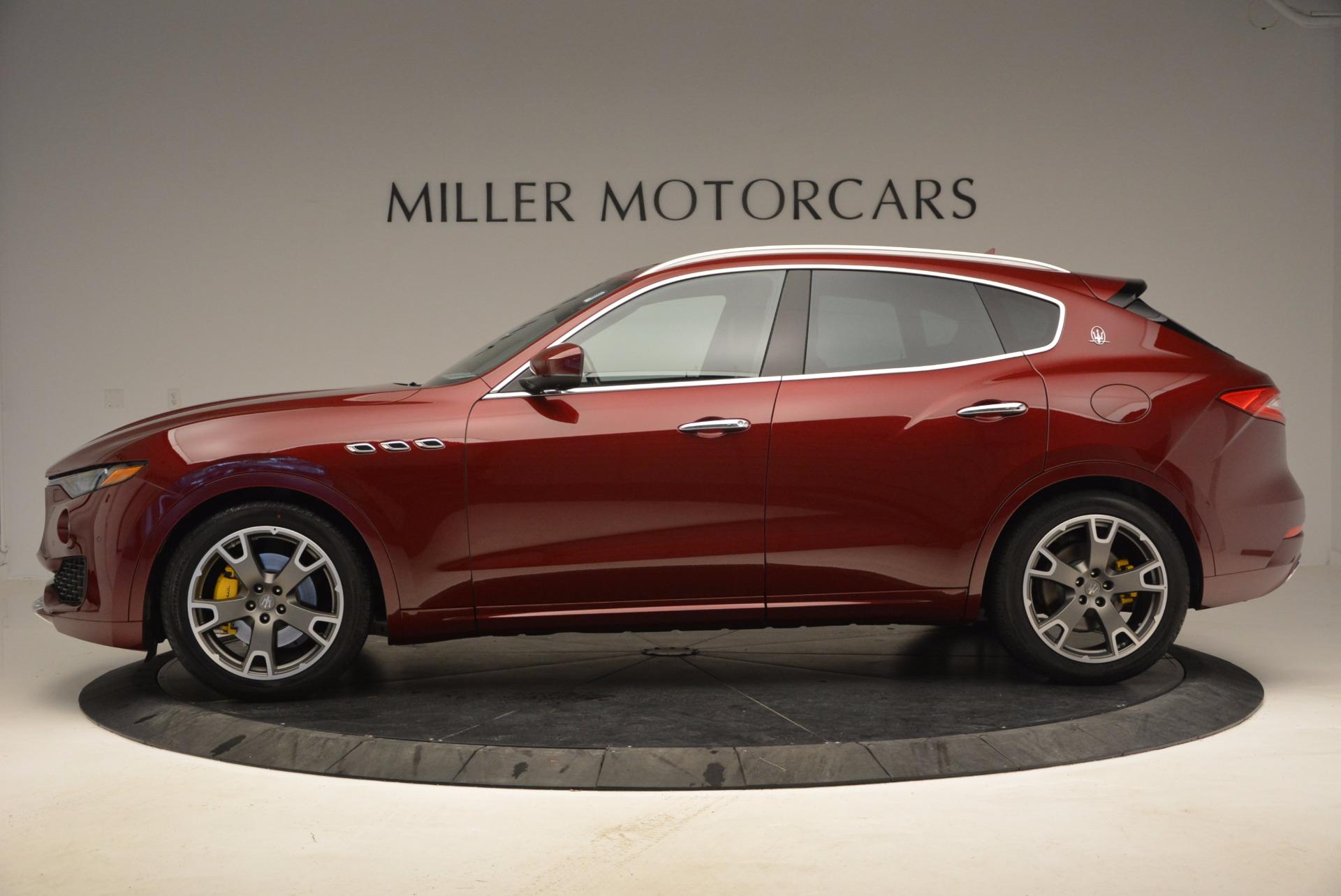 New 2017 Maserati Levante  For Sale In Greenwich, CT. Alfa Romeo of Greenwich, W416 959_p3