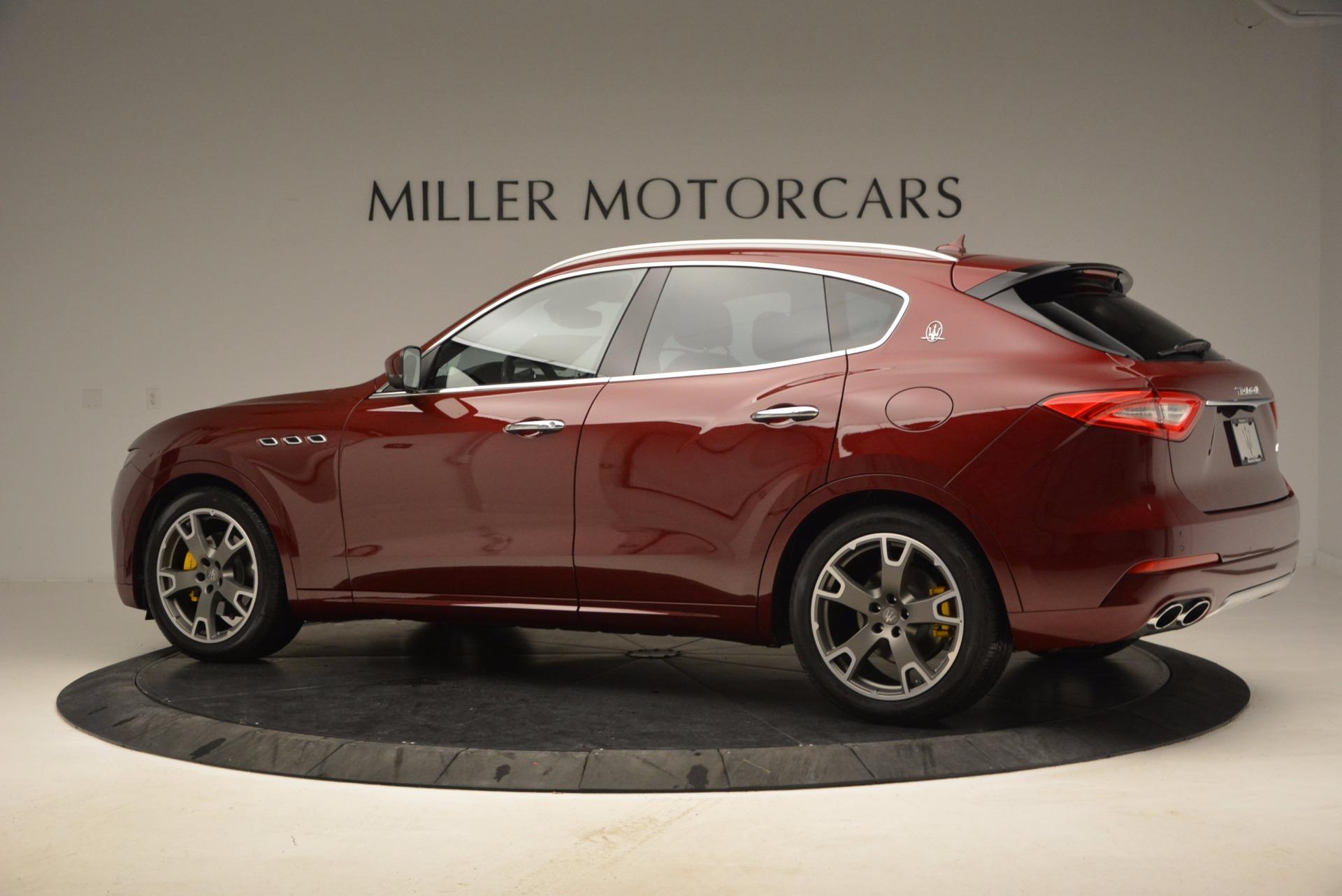 New 2017 Maserati Levante  For Sale In Greenwich, CT. Alfa Romeo of Greenwich, W416 959_p4