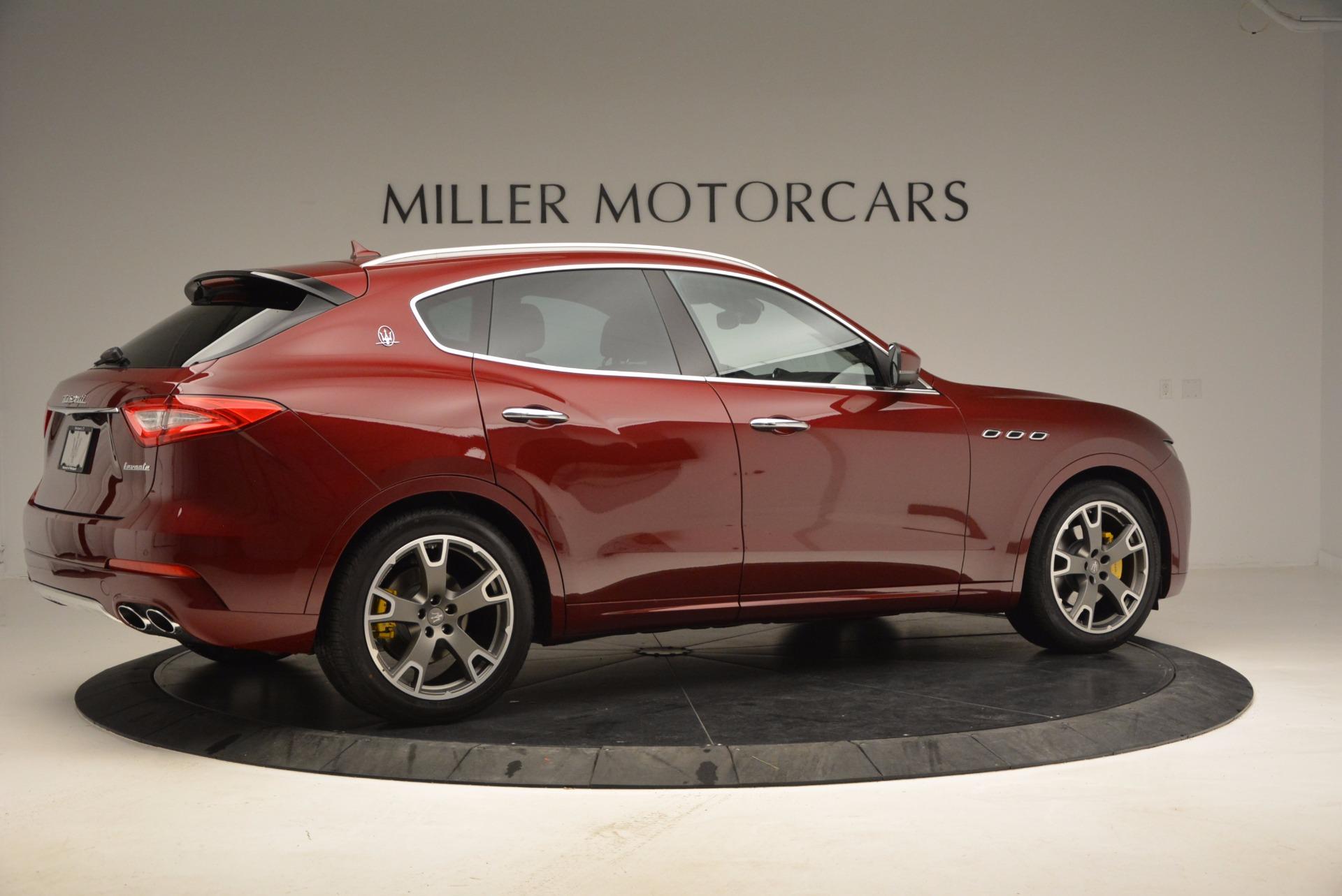 New 2017 Maserati Levante  For Sale In Greenwich, CT. Alfa Romeo of Greenwich, W416 959_p8