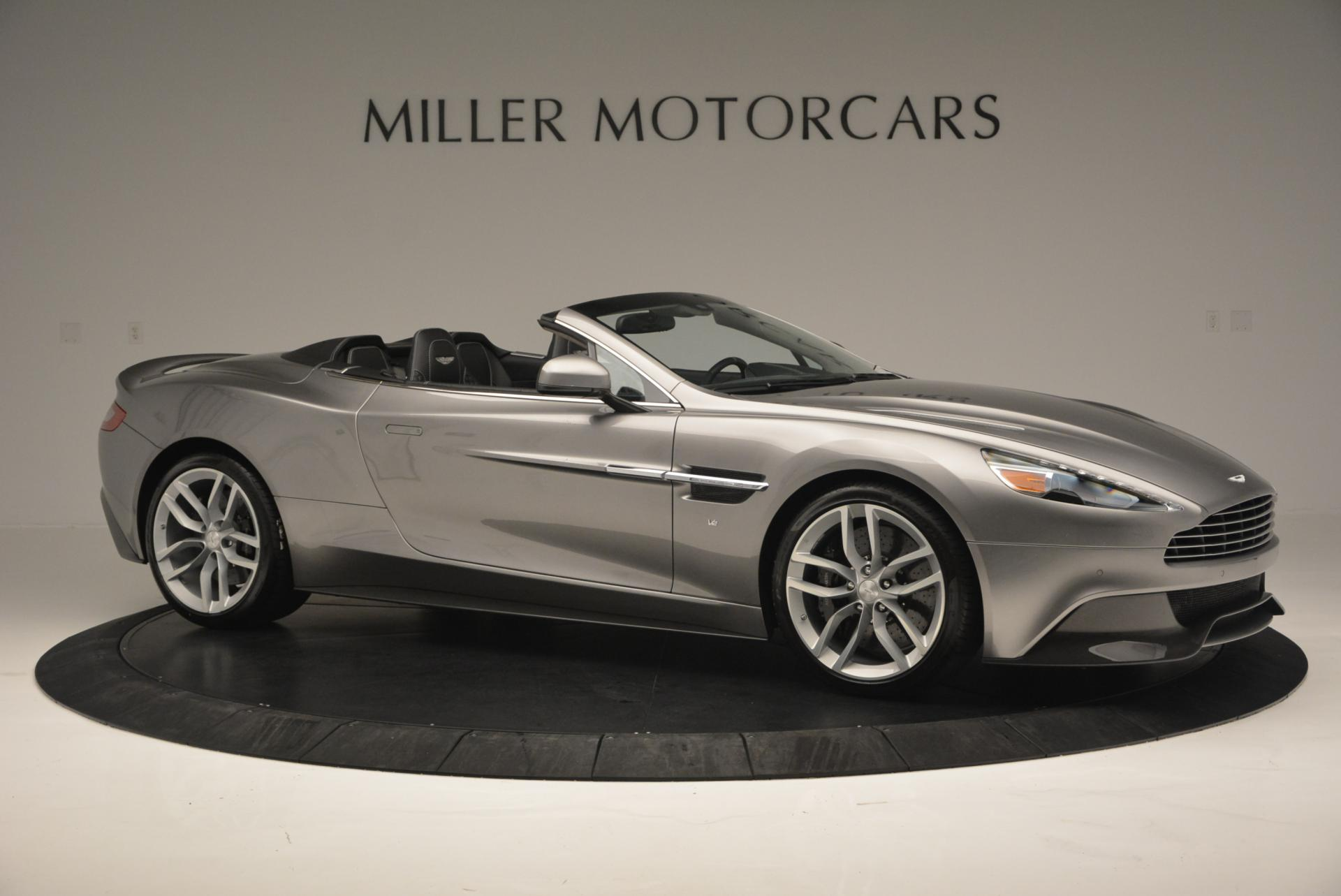 Used 2016 Aston Martin Vanquish Convertible For Sale In Greenwich, CT. Alfa Romeo of Greenwich, A1352A 96_p10