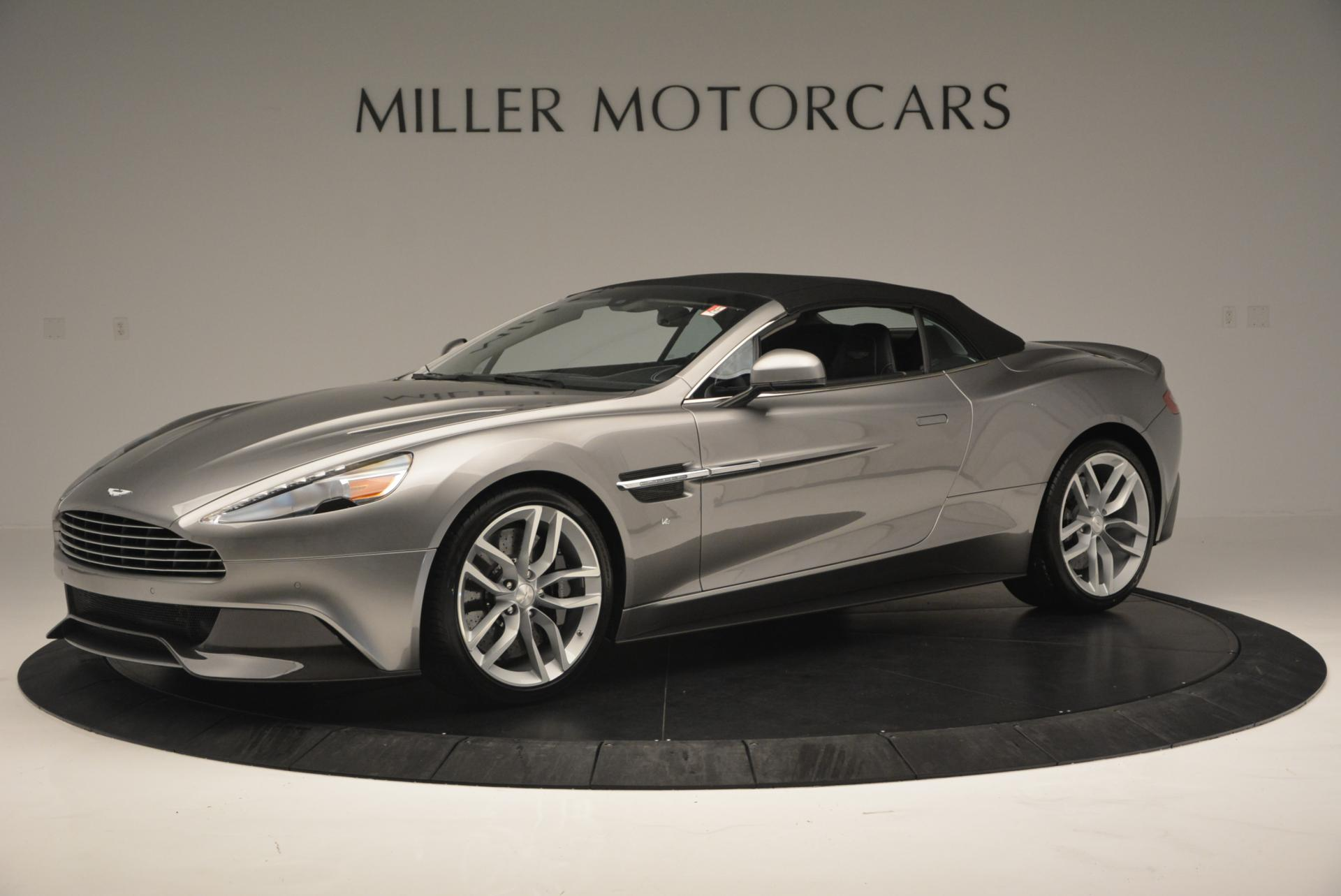 Used 2016 Aston Martin Vanquish Convertible For Sale In Greenwich, CT. Alfa Romeo of Greenwich, A1352A 96_p14