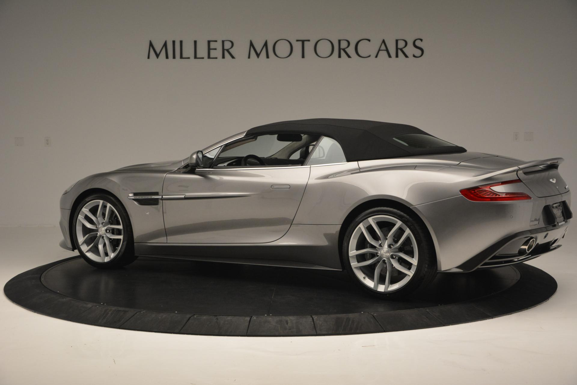 Used 2016 Aston Martin Vanquish Convertible For Sale In Greenwich, CT. Alfa Romeo of Greenwich, A1352A 96_p16