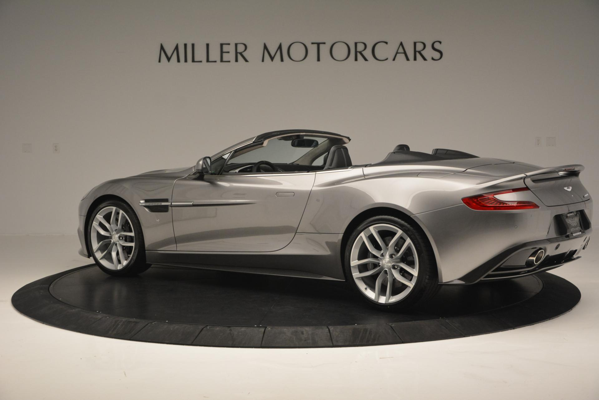 Used 2016 Aston Martin Vanquish Convertible For Sale In Greenwich, CT. Alfa Romeo of Greenwich, A1352A 96_p4