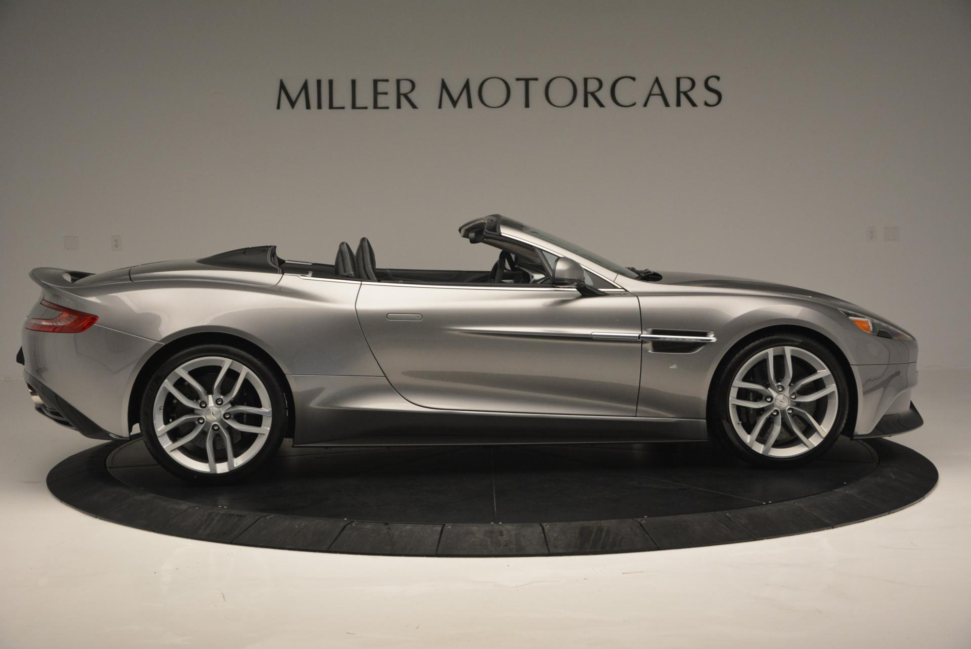 Used 2016 Aston Martin Vanquish Convertible For Sale In Greenwich, CT. Alfa Romeo of Greenwich, A1352A 96_p9