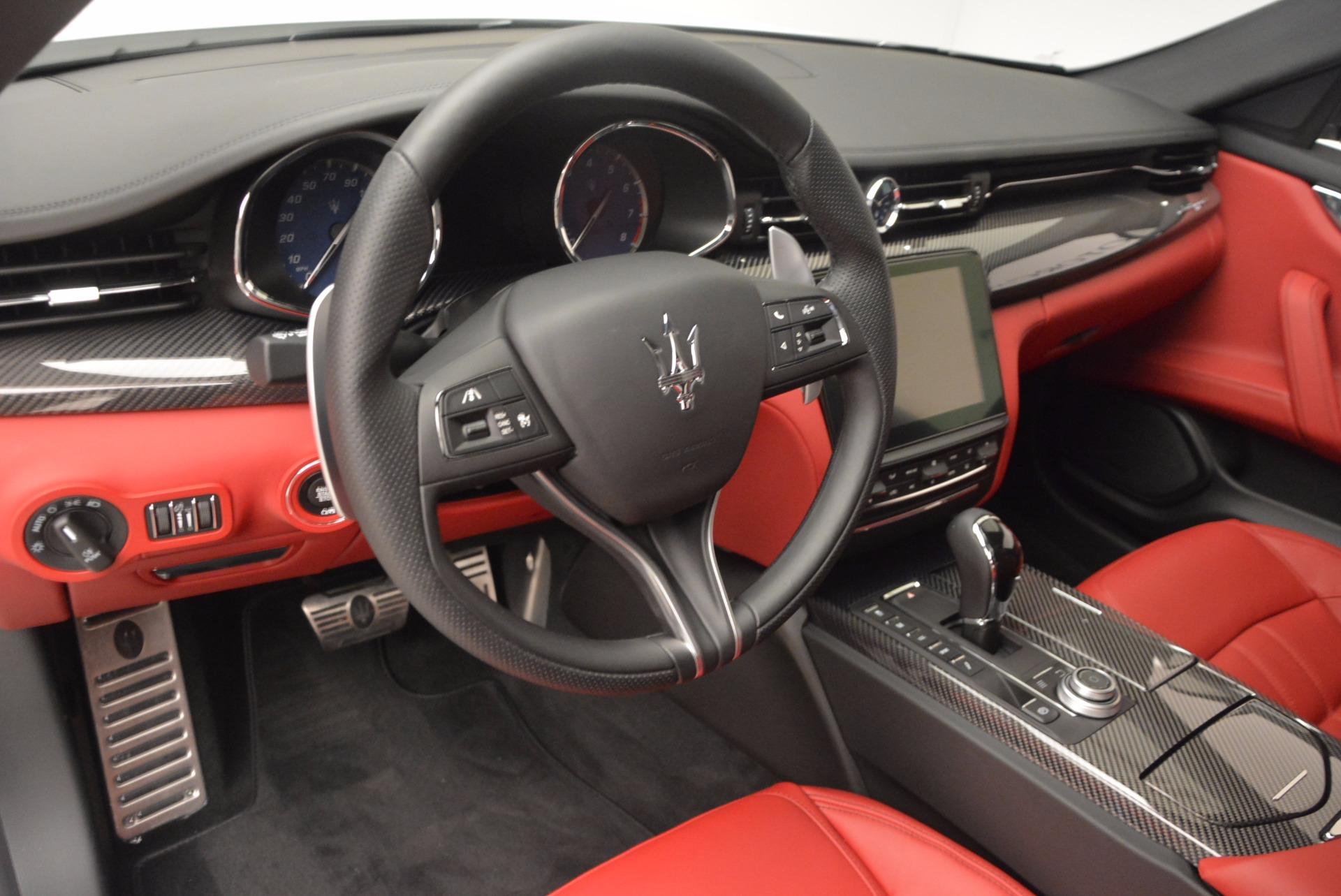 New 2017 Maserati Quattroporte S Q4 GranSport For Sale In Greenwich, CT. Alfa Romeo of Greenwich, W454 960_p13