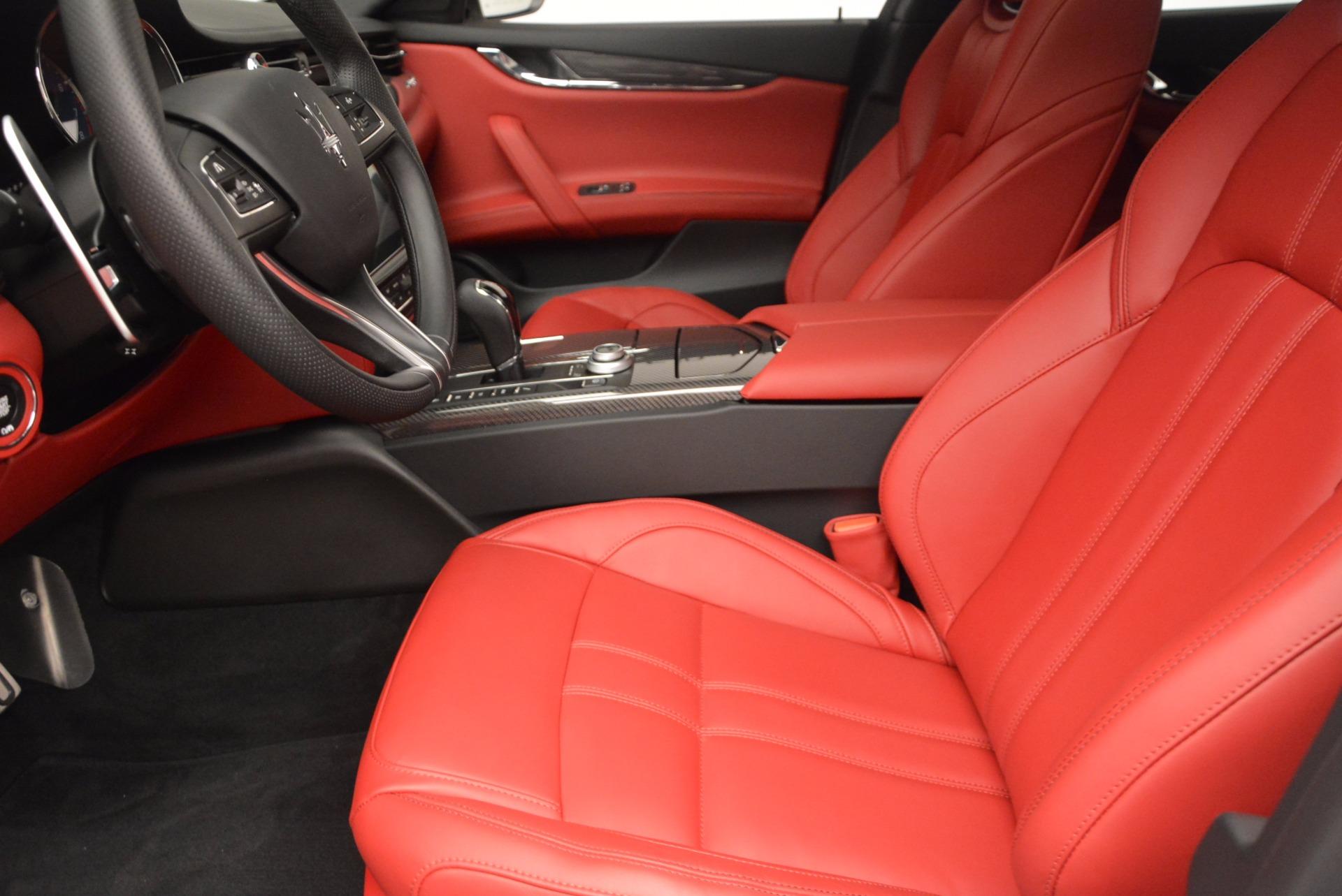 New 2017 Maserati Quattroporte S Q4 GranSport For Sale In Greenwich, CT. Alfa Romeo of Greenwich, W454 960_p14