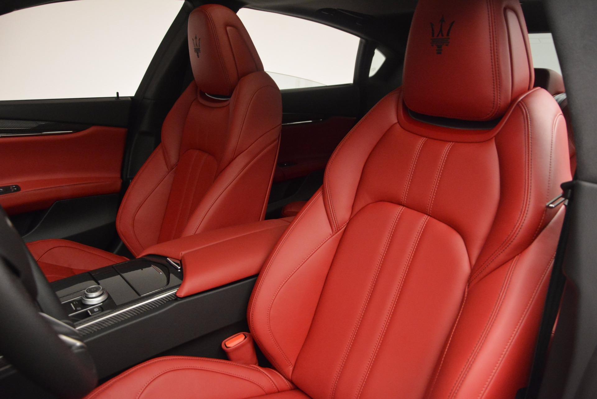 New 2017 Maserati Quattroporte S Q4 GranSport For Sale In Greenwich, CT. Alfa Romeo of Greenwich, W454 960_p15