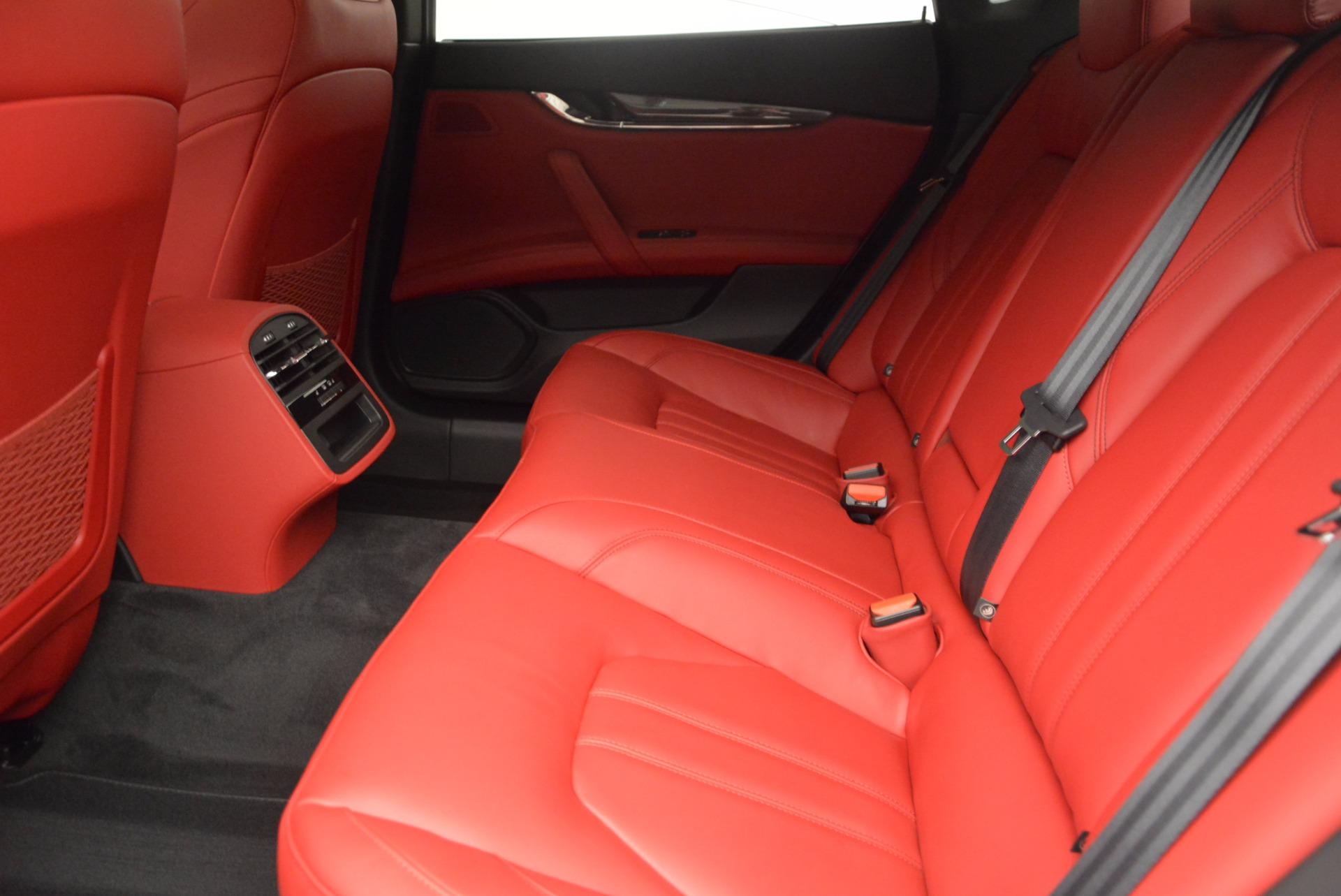 New 2017 Maserati Quattroporte S Q4 GranSport For Sale In Greenwich, CT. Alfa Romeo of Greenwich, W454 960_p17