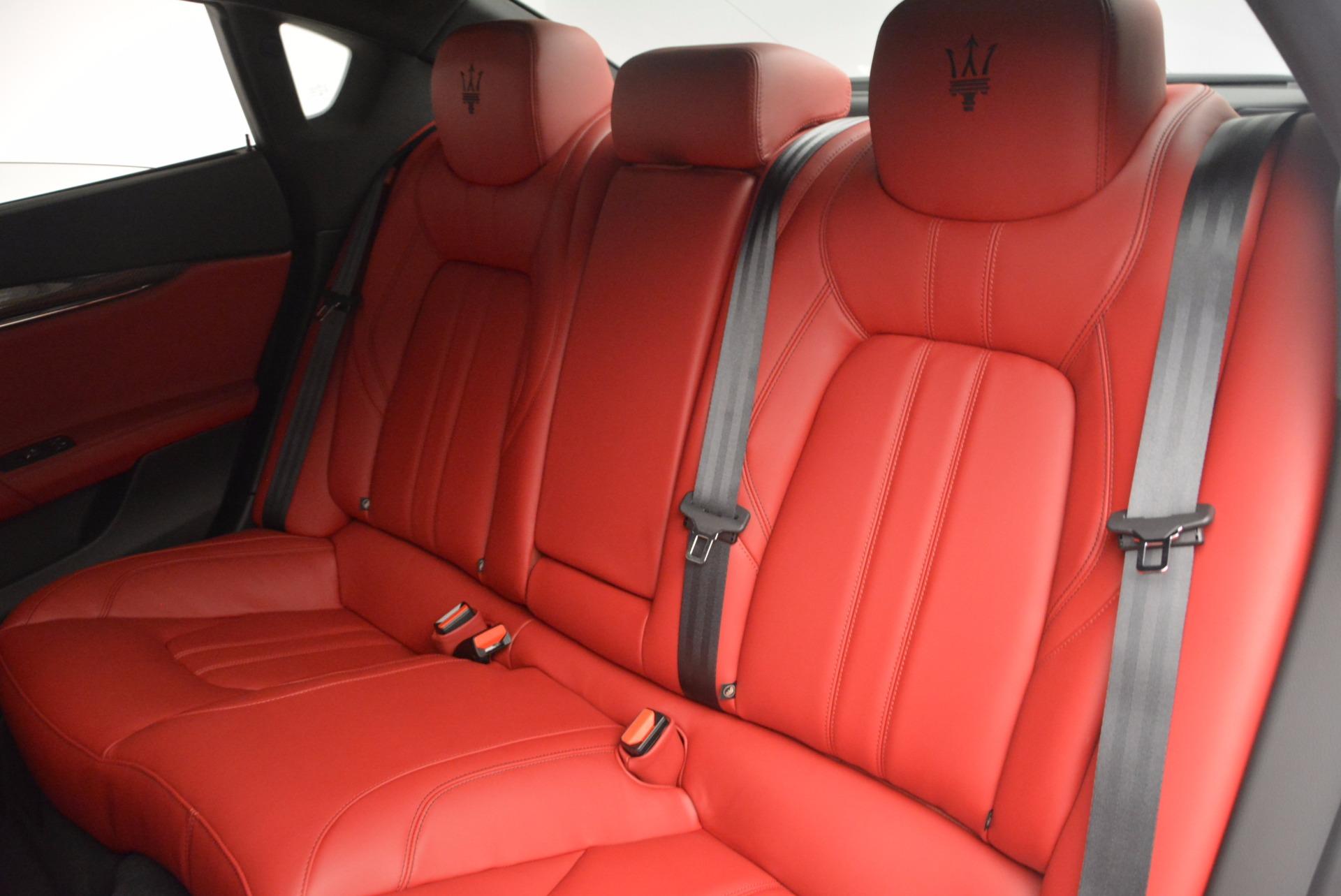 New 2017 Maserati Quattroporte S Q4 GranSport For Sale In Greenwich, CT. Alfa Romeo of Greenwich, W454 960_p18