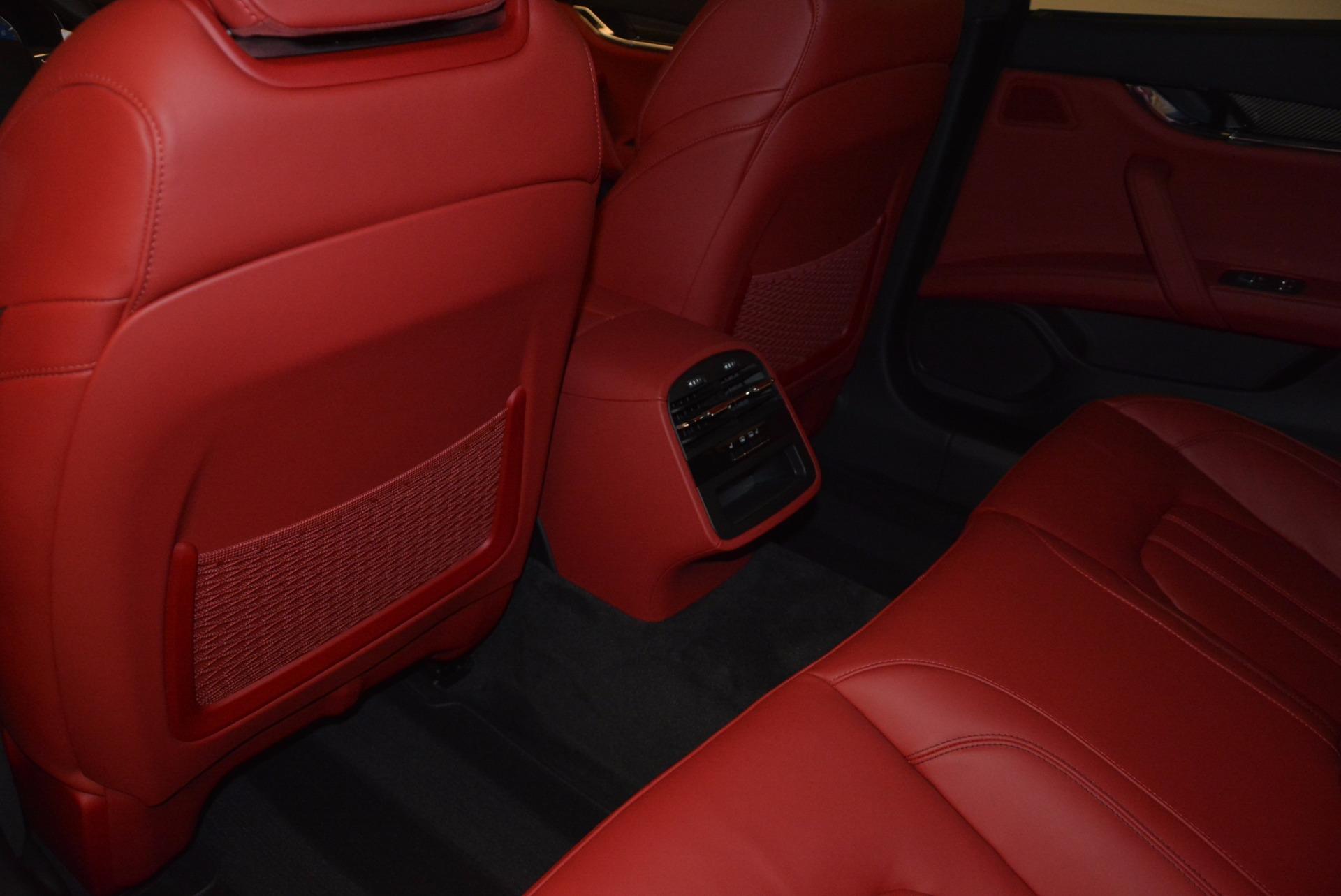 New 2017 Maserati Quattroporte S Q4 GranSport For Sale In Greenwich, CT. Alfa Romeo of Greenwich, W454 960_p20