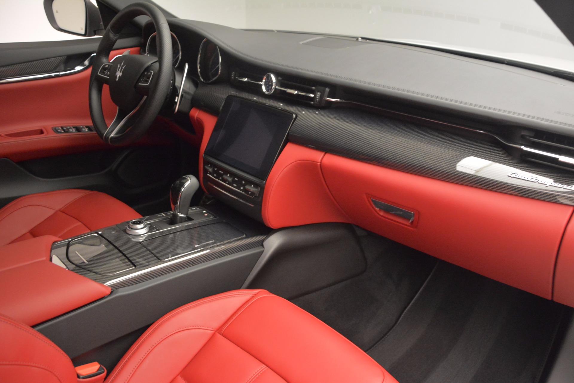 New 2017 Maserati Quattroporte S Q4 GranSport For Sale In Greenwich, CT. Alfa Romeo of Greenwich, W454 960_p24
