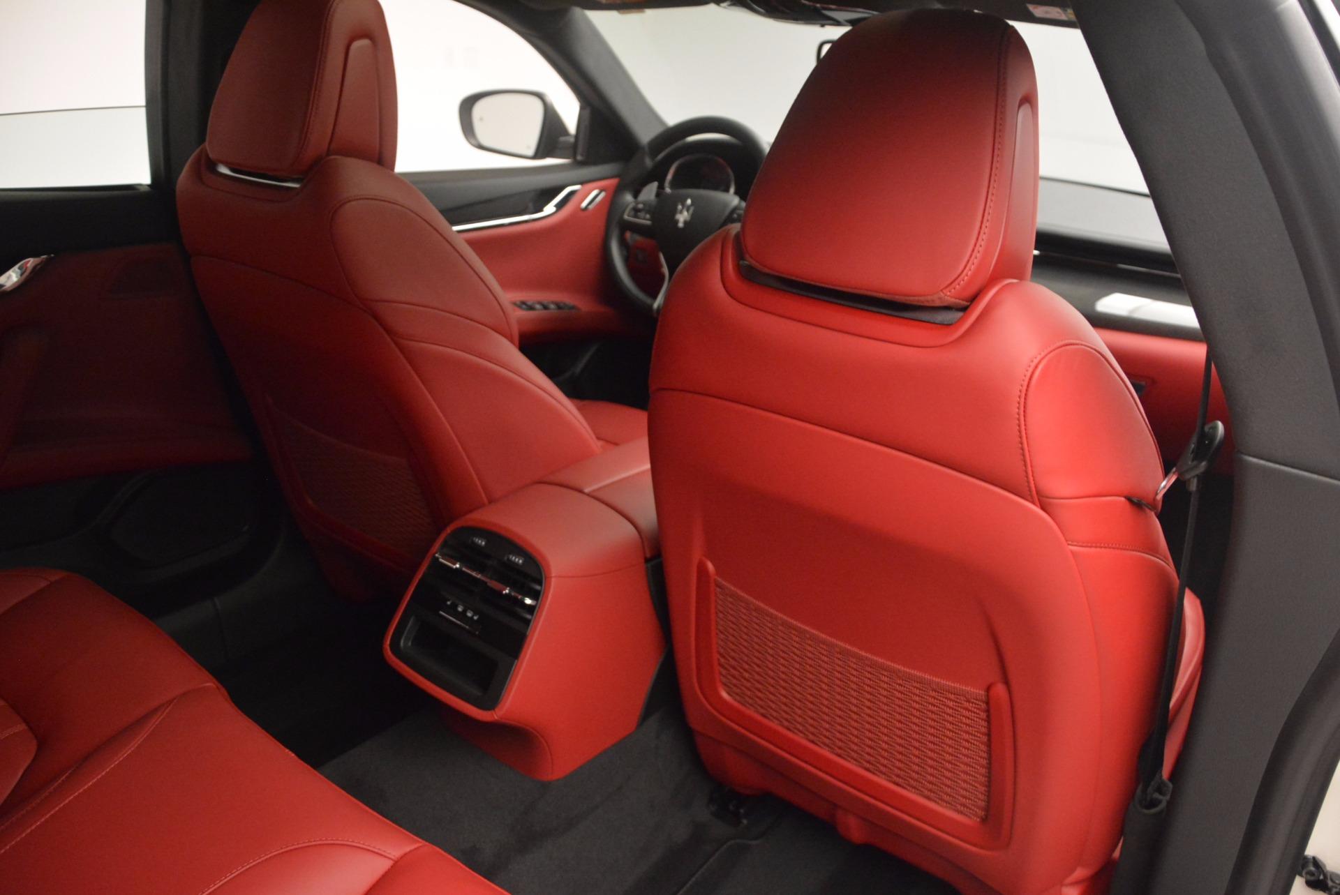 New 2017 Maserati Quattroporte S Q4 GranSport For Sale In Greenwich, CT. Alfa Romeo of Greenwich, W454 960_p27