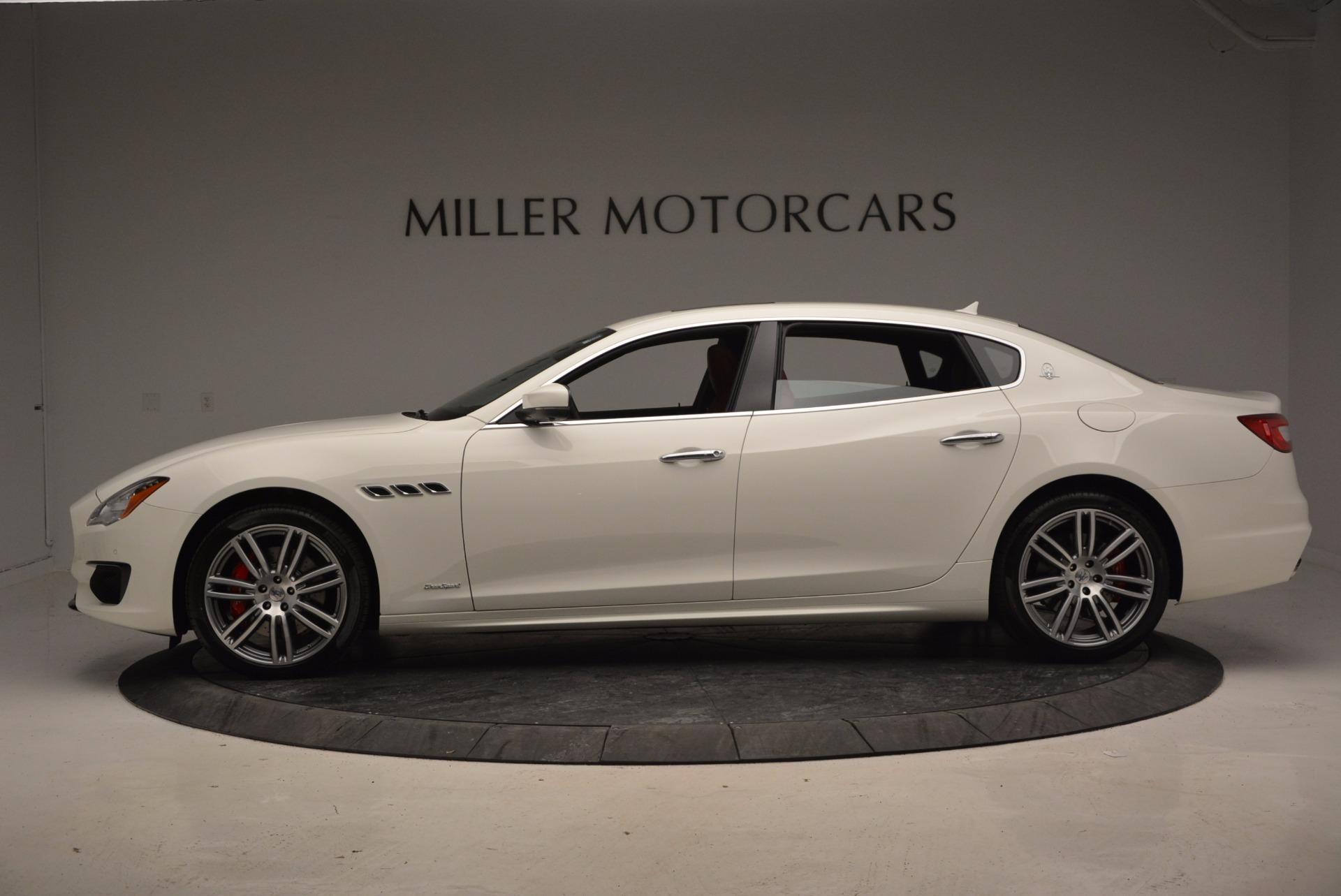 New 2017 Maserati Quattroporte S Q4 GranSport For Sale In Greenwich, CT. Alfa Romeo of Greenwich, W454 960_p3