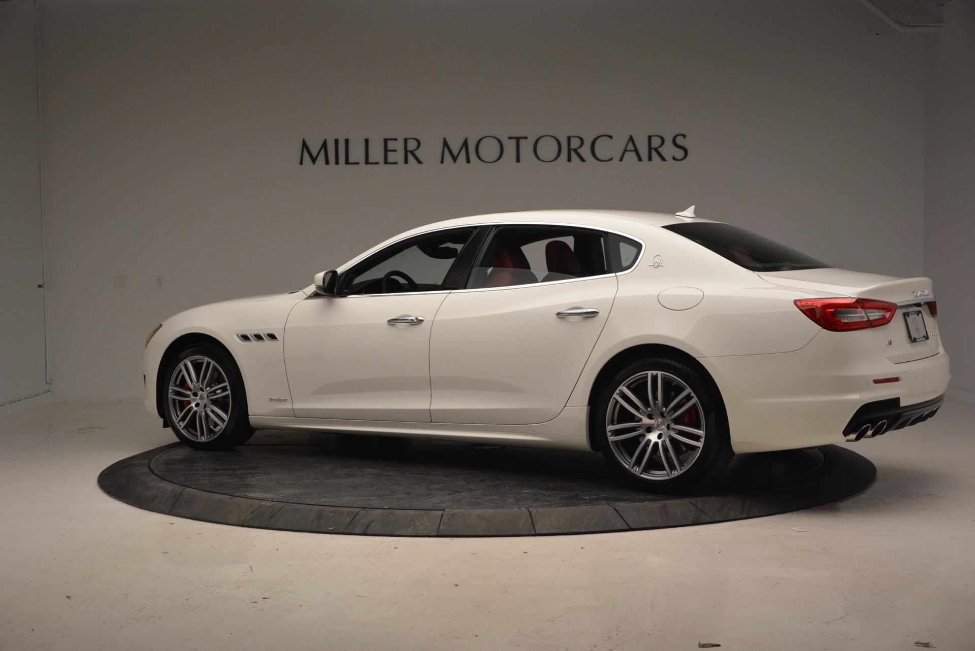New 2017 Maserati Quattroporte S Q4 GranSport For Sale In Greenwich, CT. Alfa Romeo of Greenwich, W454 960_p4