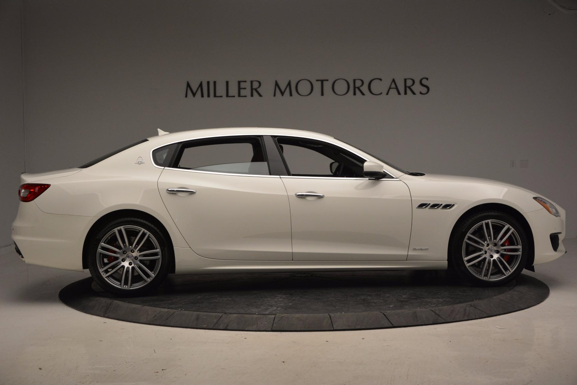 New 2017 Maserati Quattroporte S Q4 GranSport For Sale In Greenwich, CT. Alfa Romeo of Greenwich, W454 960_p9