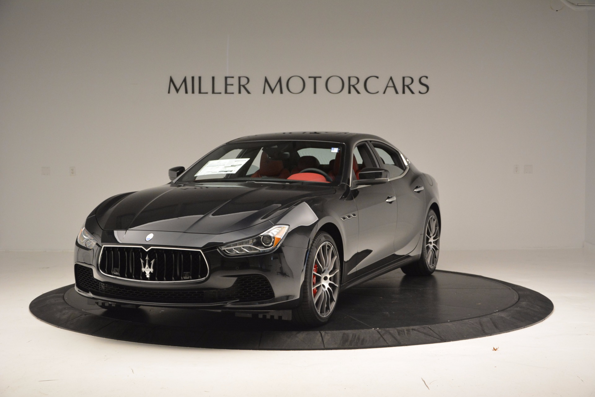 New 2017 Maserati Ghibli S Q4 For Sale In Greenwich, CT. Alfa Romeo of Greenwich, M1803 961_p10