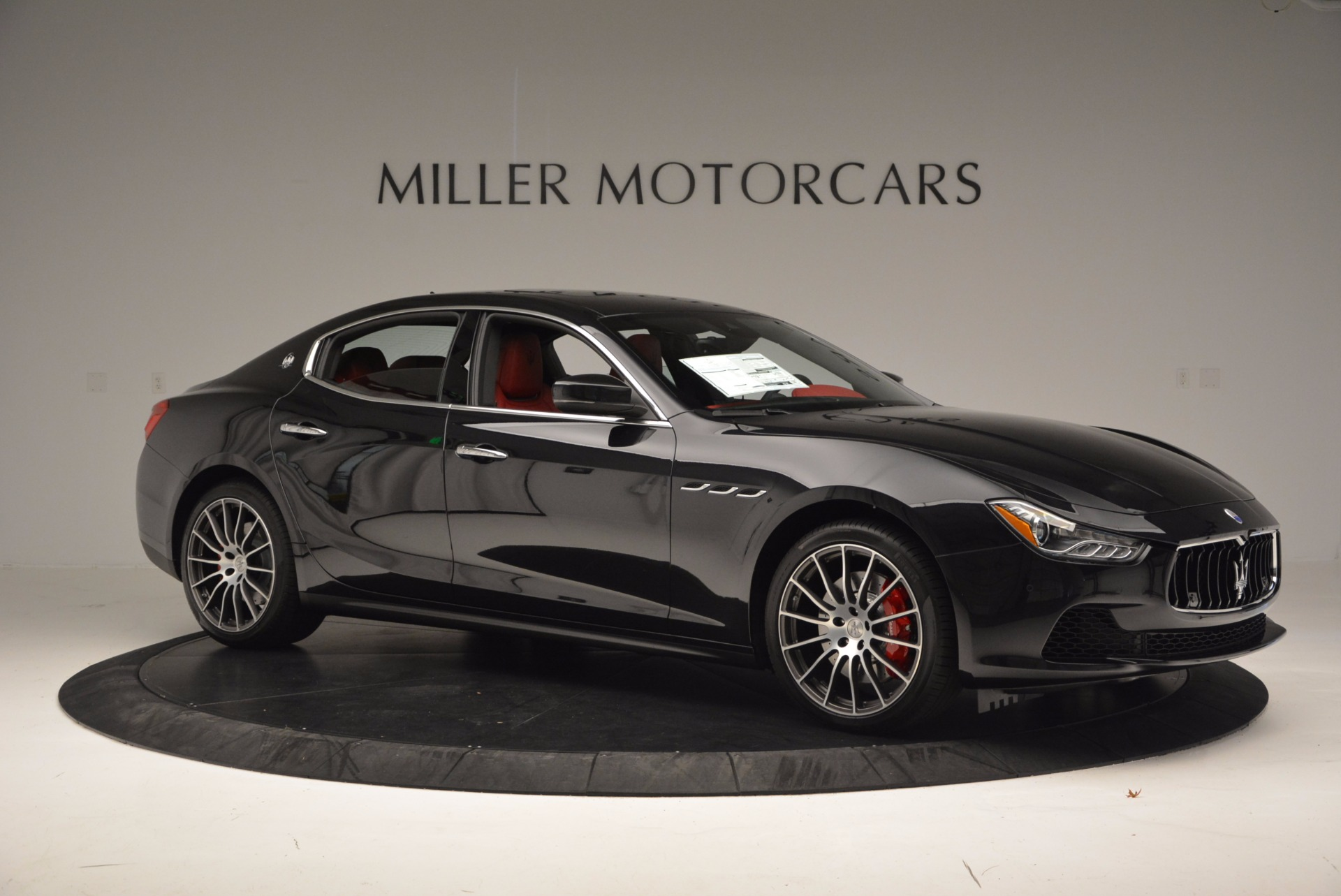 New 2017 Maserati Ghibli S Q4 For Sale In Greenwich, CT. Alfa Romeo of Greenwich, M1803 961_p4