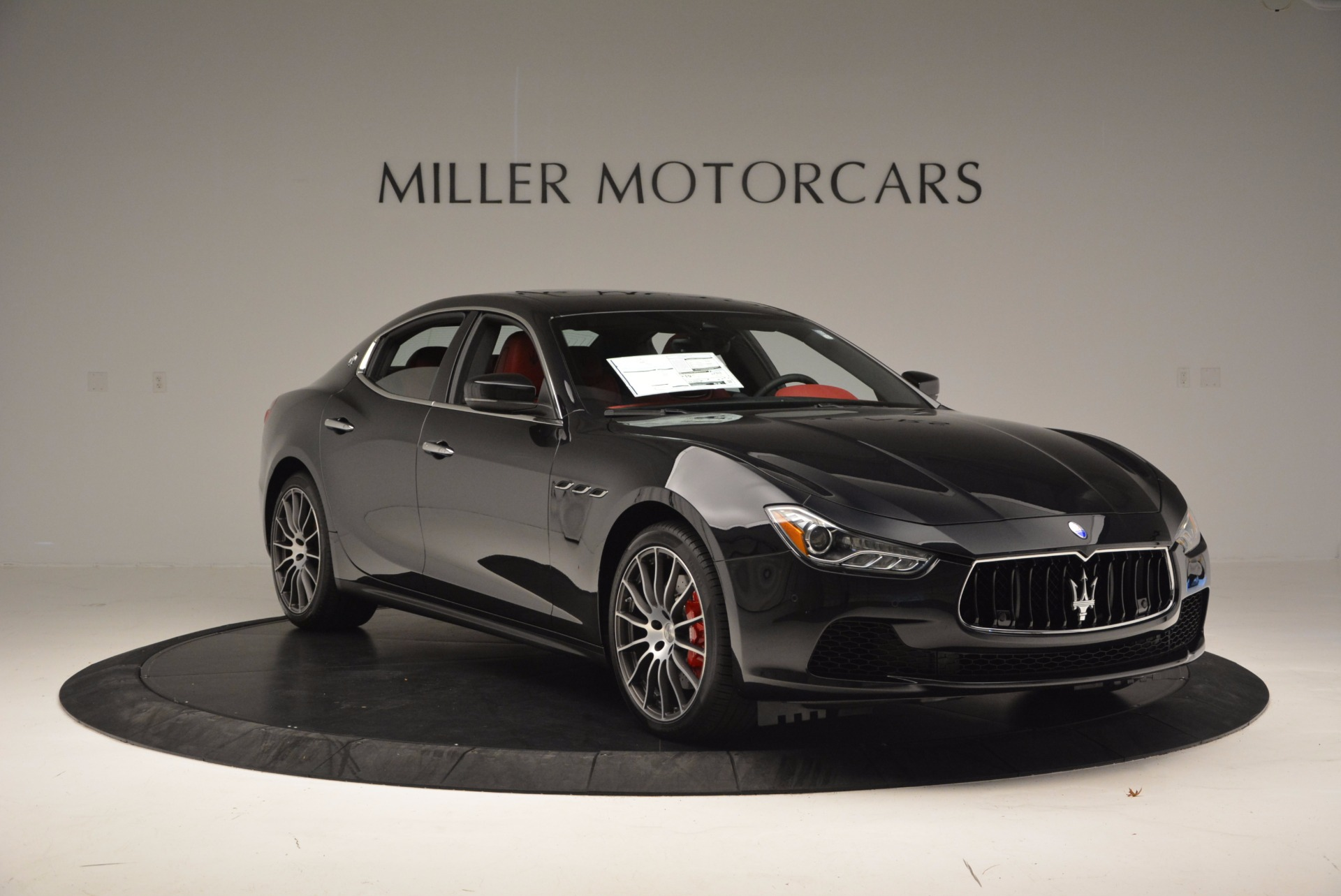 New 2017 Maserati Ghibli S Q4 For Sale In Greenwich, CT. Alfa Romeo of Greenwich, M1803 961_p5
