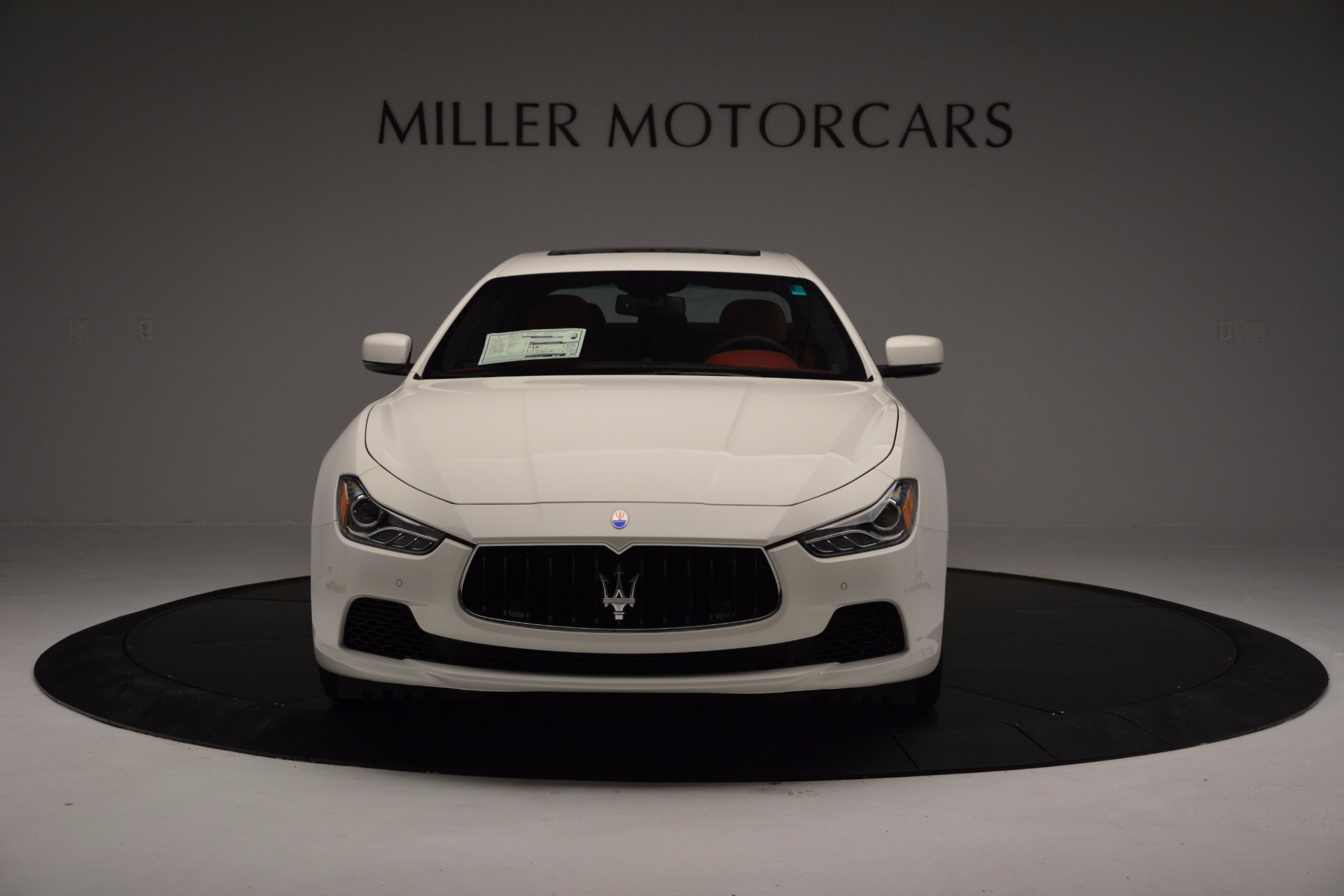 New 2017 Maserati Ghibli SQ4 For Sale In Greenwich, CT. Alfa Romeo of Greenwich, M1804 962_p12