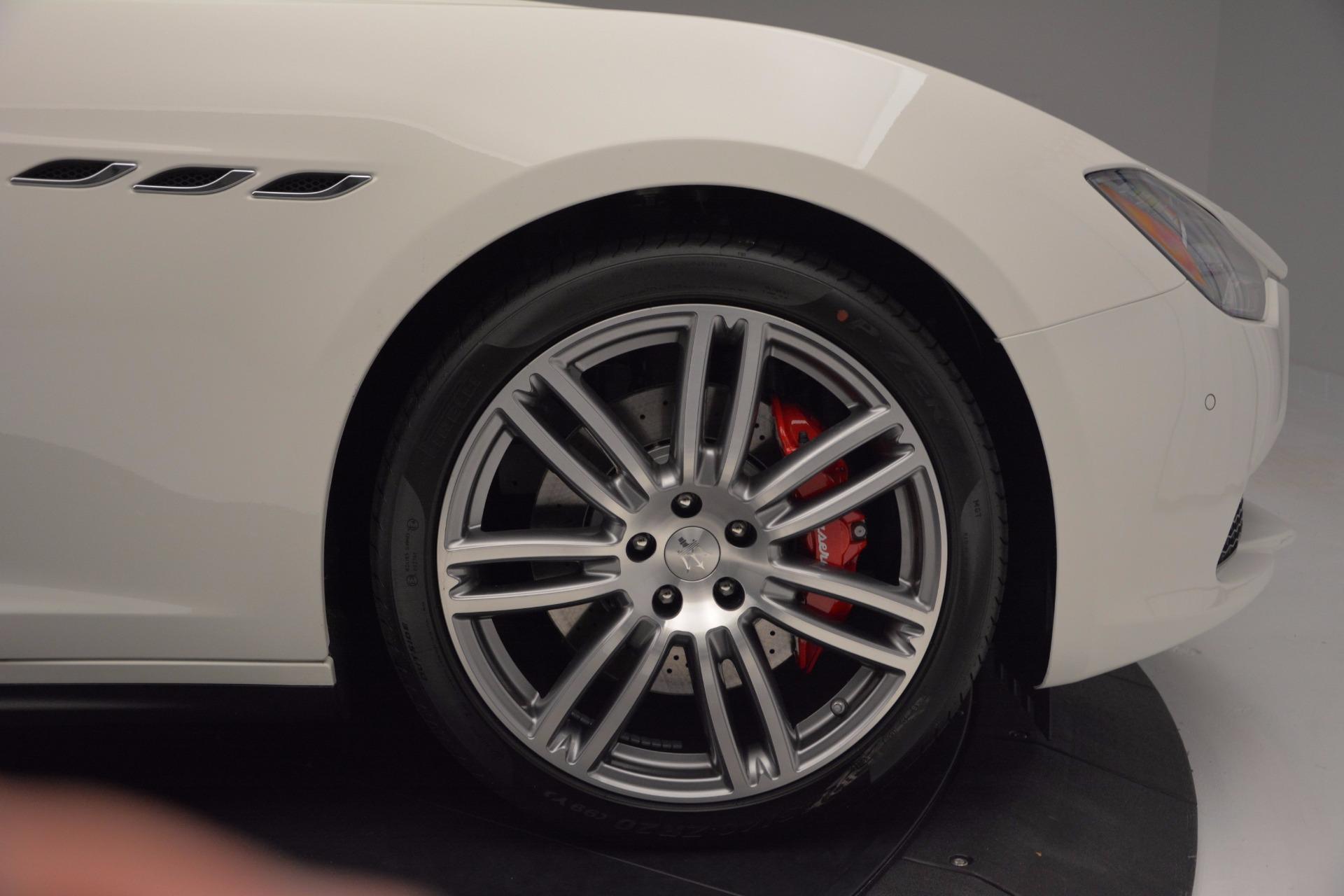 New 2017 Maserati Ghibli SQ4 For Sale In Greenwich, CT. Alfa Romeo of Greenwich, M1804 962_p13