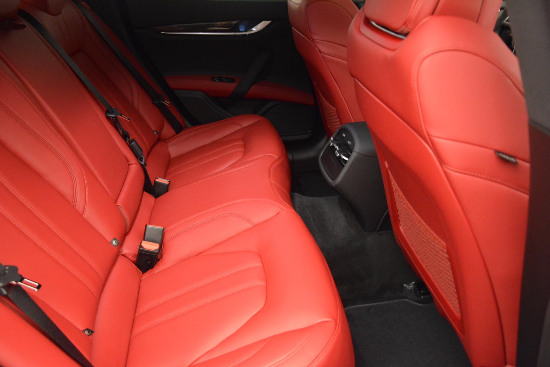 New 2017 Maserati Ghibli SQ4 For Sale In Greenwich, CT. Alfa Romeo of Greenwich, M1804 962_p26