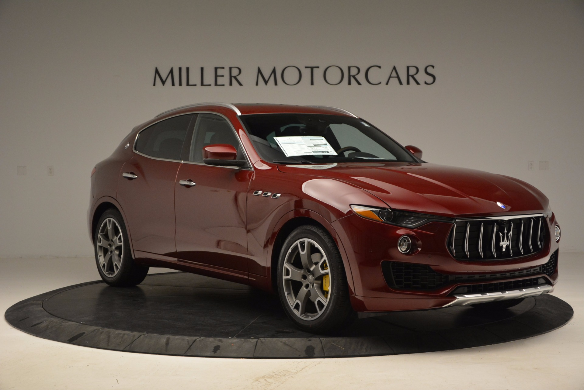 New 2017 Maserati Levante S For Sale In Greenwich, CT. Alfa Romeo of Greenwich, M1807 965_p12