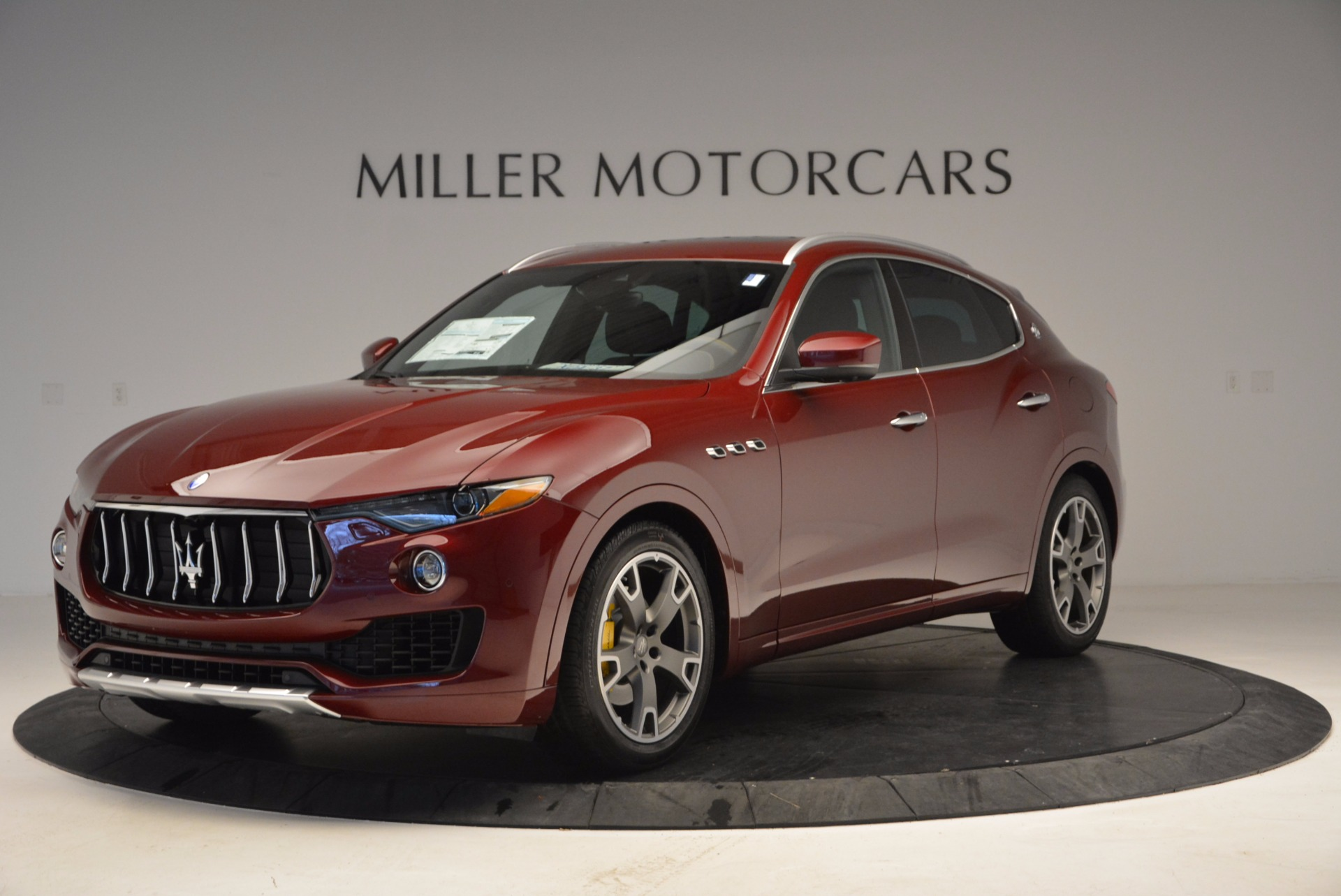 New 2017 Maserati Levante S For Sale In Greenwich, CT. Alfa Romeo of Greenwich, M1807 965_p2