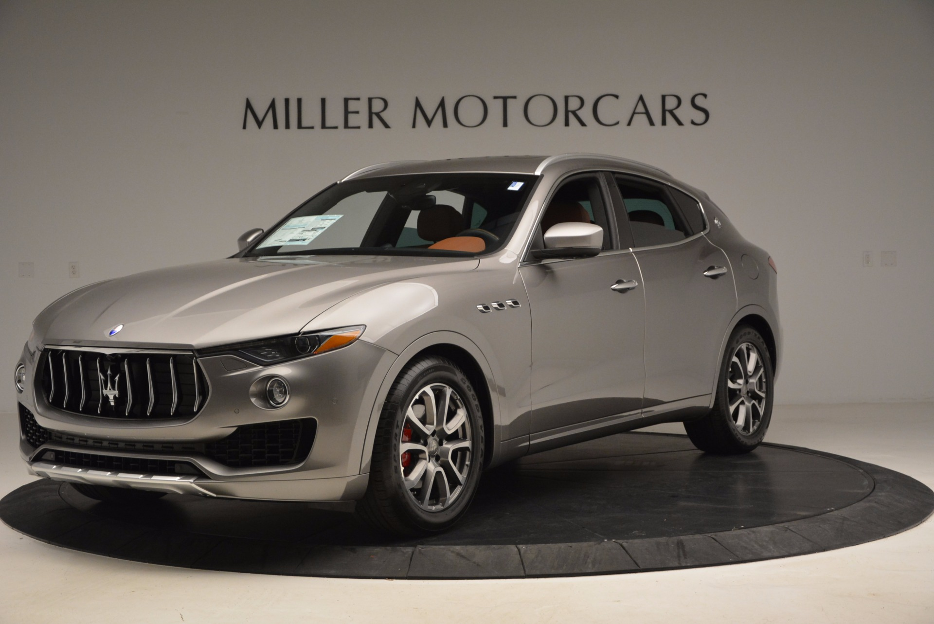 New 2017 Maserati Levante  For Sale In Greenwich, CT. Alfa Romeo of Greenwich, M1799 966_main