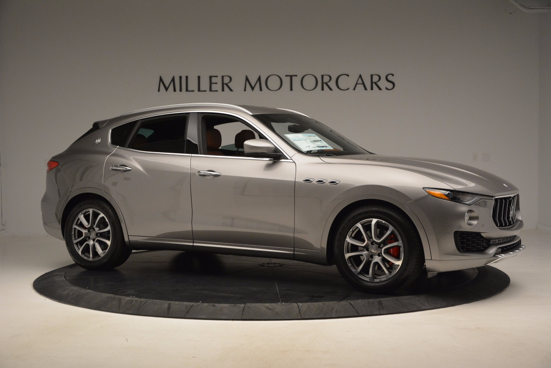 New 2017 Maserati Levante  For Sale In Greenwich, CT. Alfa Romeo of Greenwich, M1799 966_p10