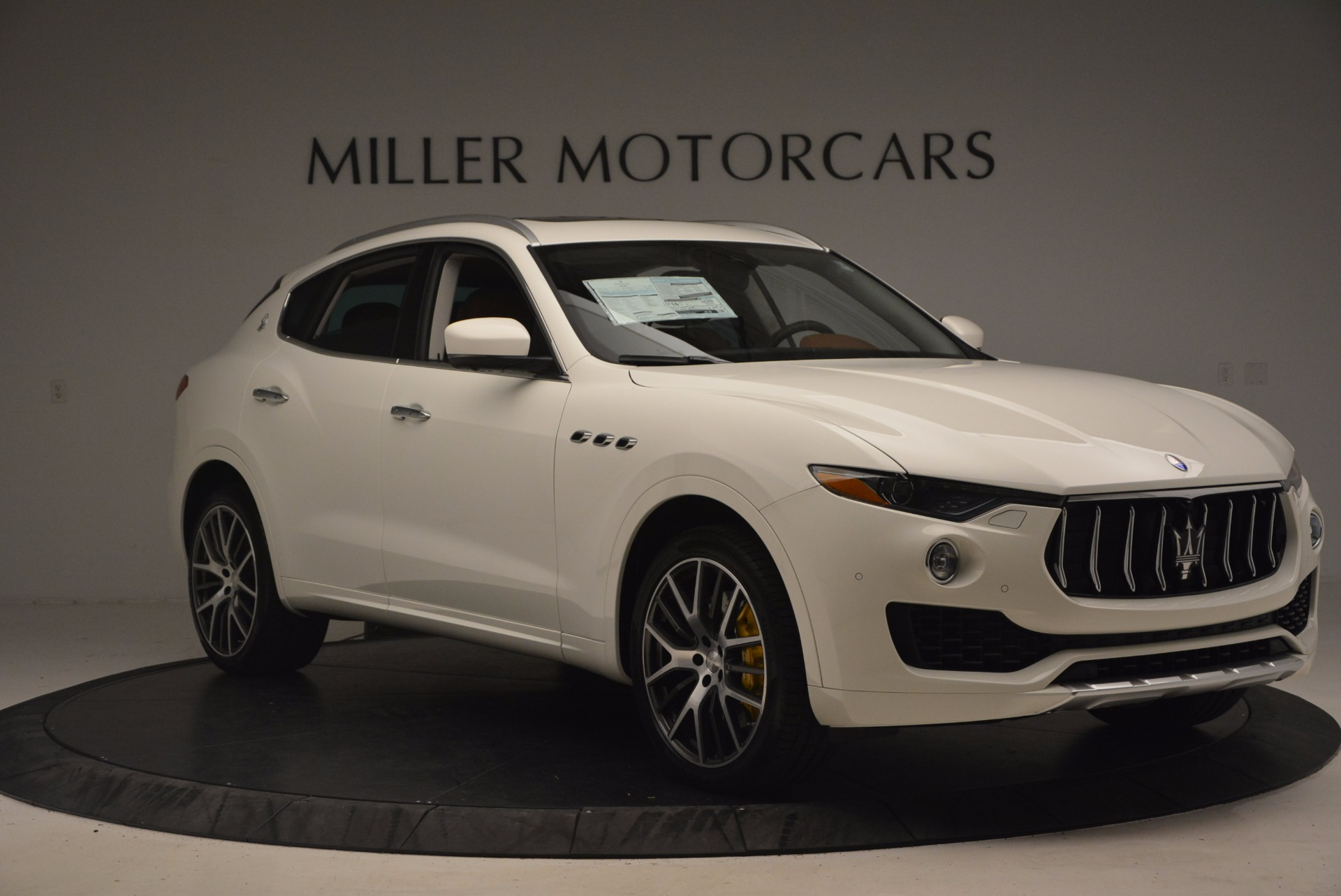 New 2017 Maserati Levante S Q4 For Sale In Greenwich, CT. Alfa Romeo of Greenwich, M1800 967_p11
