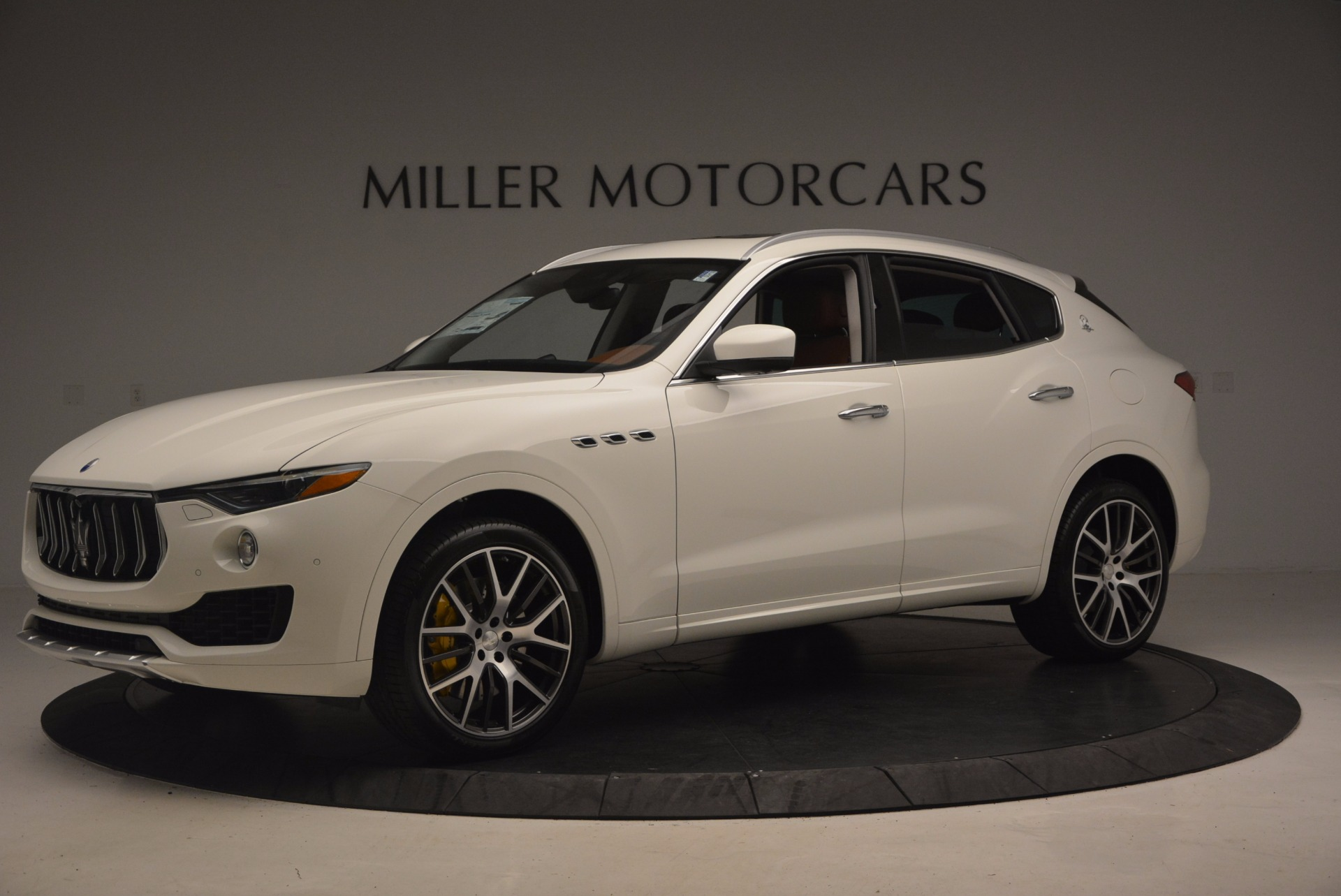 New 2017 Maserati Levante S Q4 For Sale In Greenwich, CT. Alfa Romeo of Greenwich, M1800 967_p2