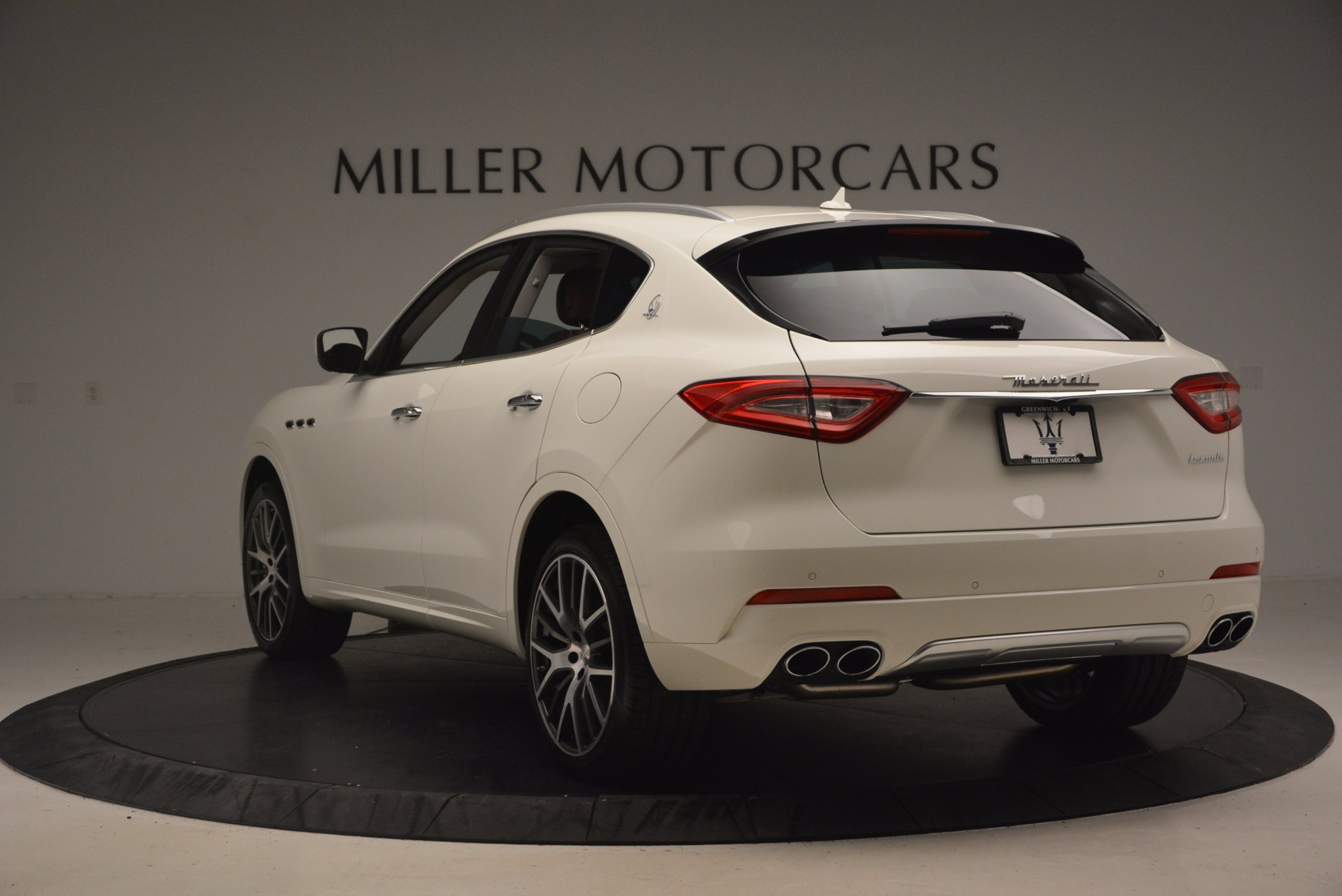 New 2017 Maserati Levante S Q4 For Sale In Greenwich, CT. Alfa Romeo of Greenwich, M1800 967_p5