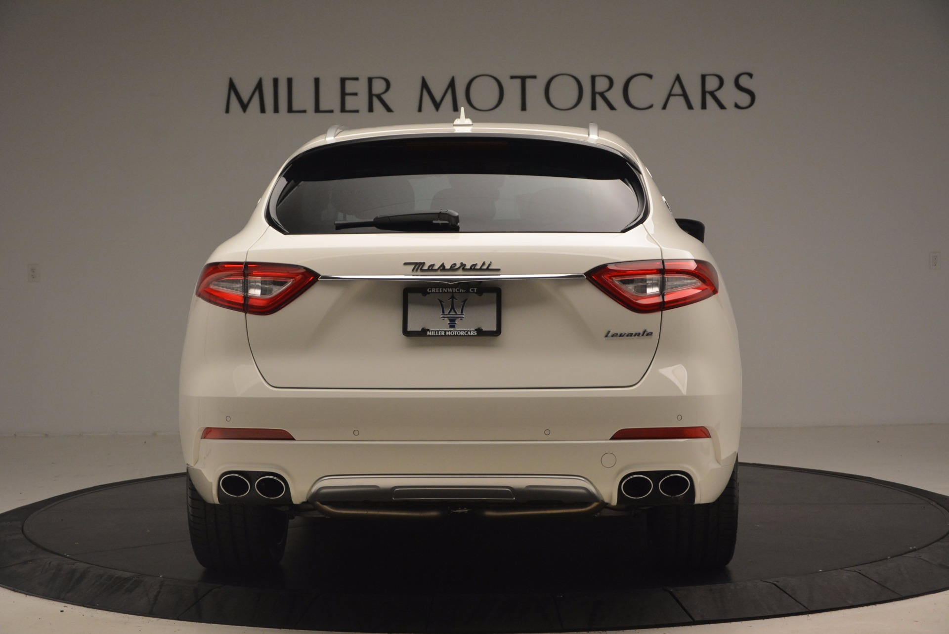 New 2017 Maserati Levante S Q4 For Sale In Greenwich, CT. Alfa Romeo of Greenwich, M1800 967_p6