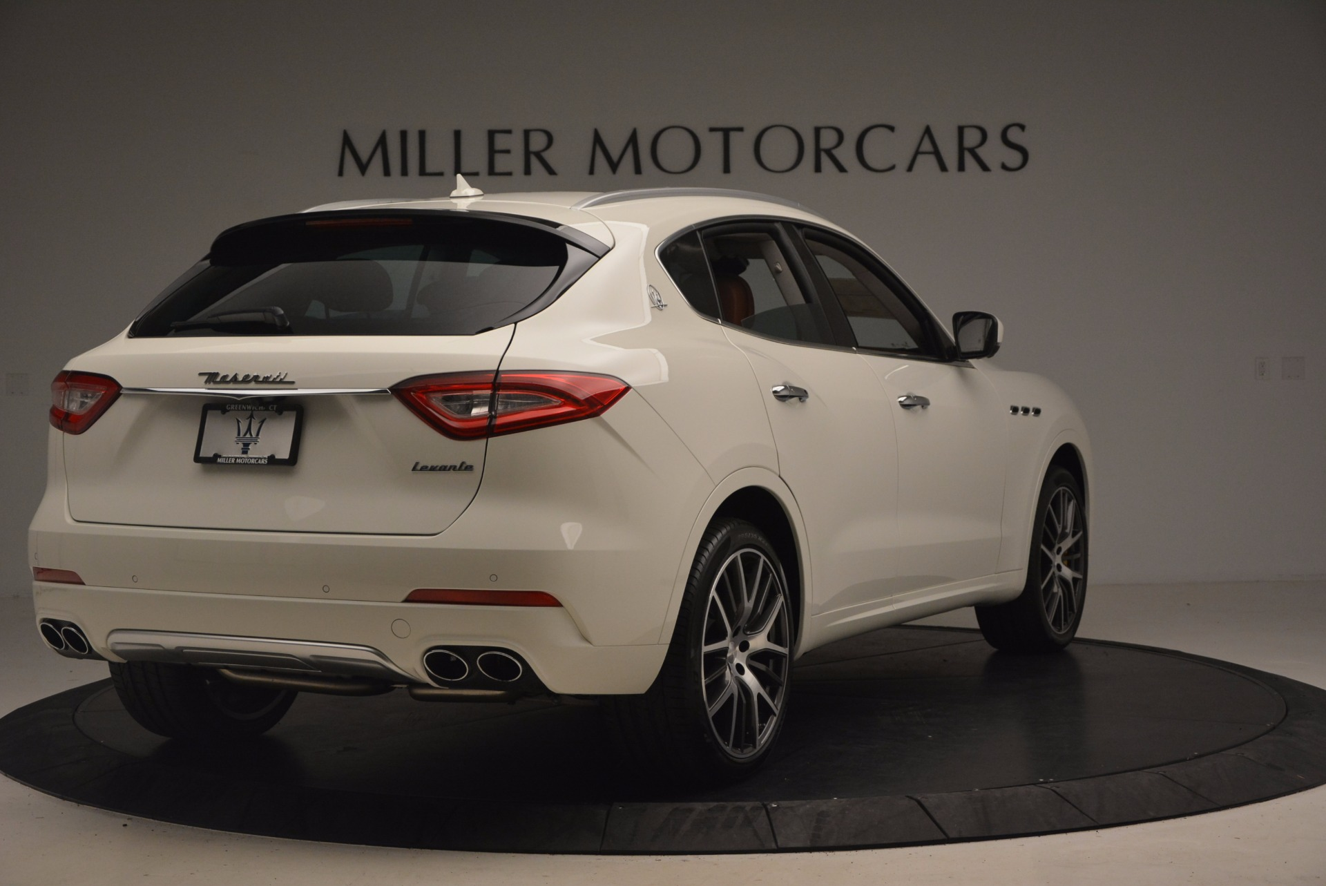 New 2017 Maserati Levante S Q4 For Sale In Greenwich, CT. Alfa Romeo of Greenwich, M1800 967_p7