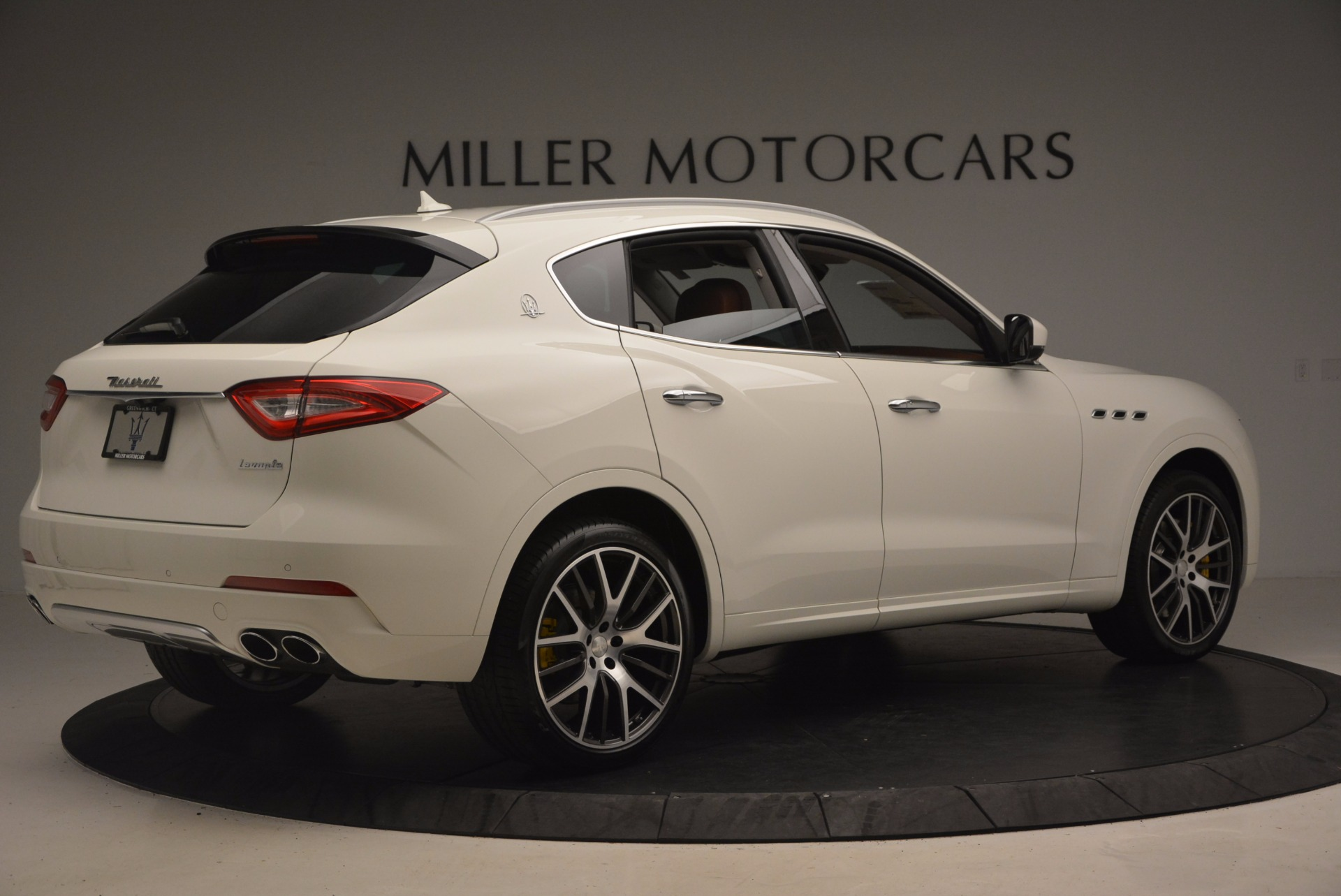 New 2017 Maserati Levante S Q4 For Sale In Greenwich, CT. Alfa Romeo of Greenwich, M1800 967_p8