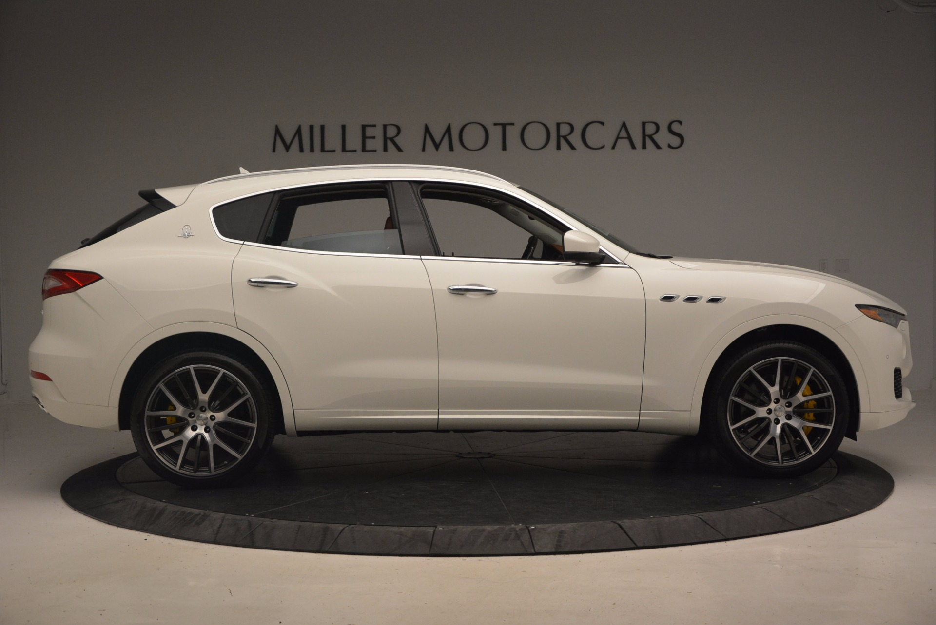New 2017 Maserati Levante S Q4 For Sale In Greenwich, CT. Alfa Romeo of Greenwich, M1800 967_p9