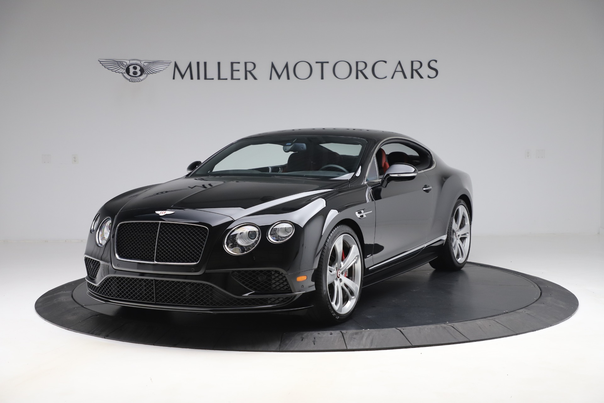 Used 2017 Bentley Continental GT V8 S For Sale In Greenwich, CT. Alfa Romeo of Greenwich, 7694 968_main