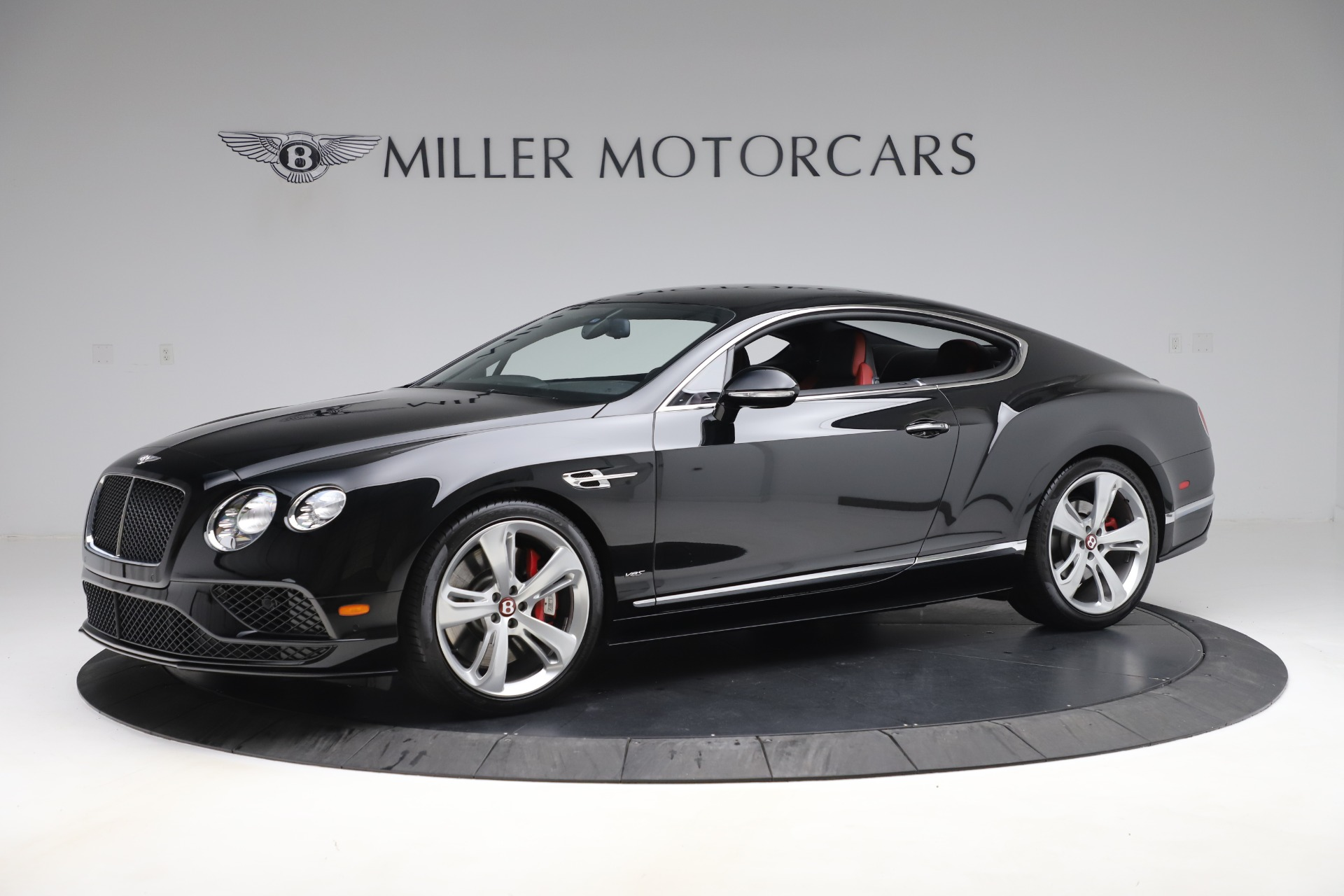 Used 2017 Bentley Continental GT V8 S For Sale In Greenwich, CT. Alfa Romeo of Greenwich, 7694 968_p3