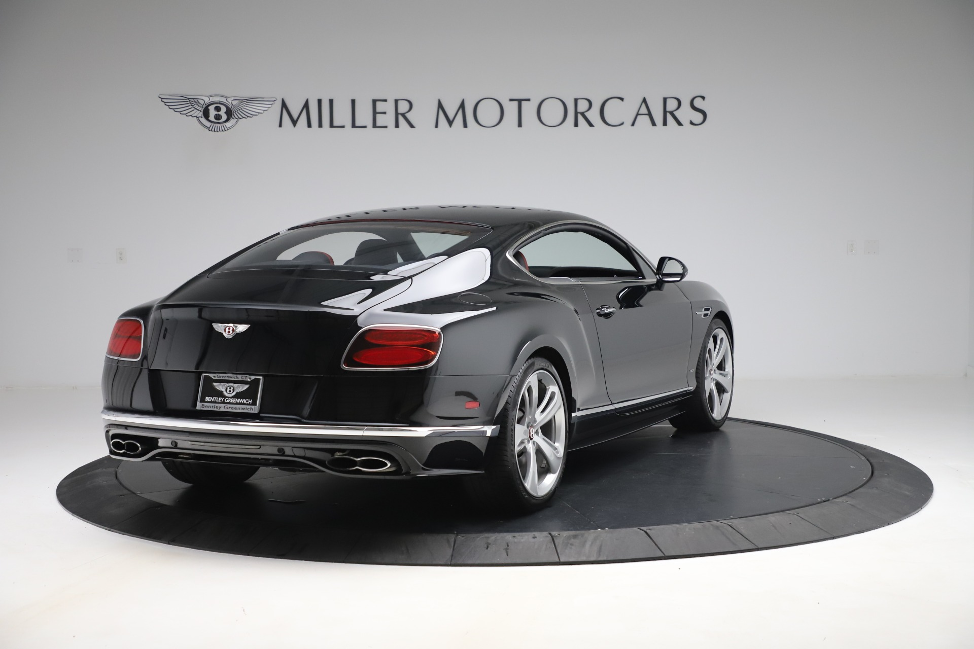 Used 2017 Bentley Continental GT V8 S For Sale In Greenwich, CT. Alfa Romeo of Greenwich, 7694 968_p8