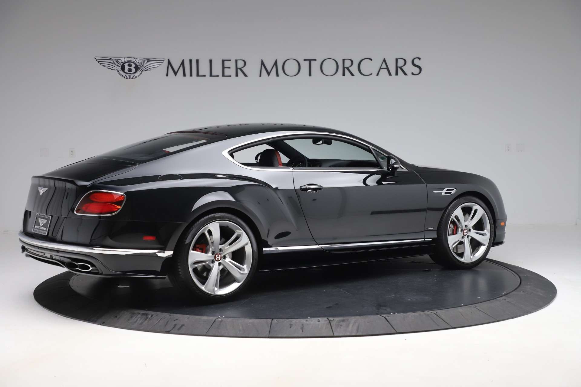 Used 2017 Bentley Continental GT V8 S For Sale In Greenwich, CT. Alfa Romeo of Greenwich, 7694 968_p9